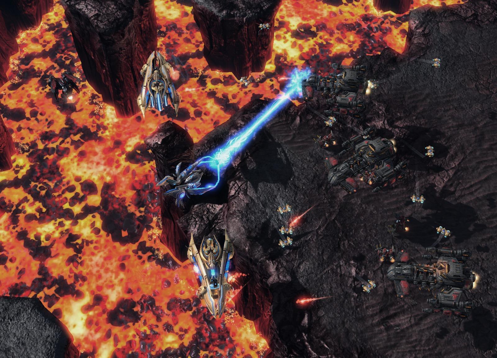 Jen v USA se prodalo 721 tisíc kusů StarCraftu 2 10165