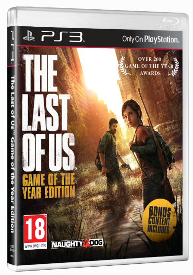 V listopadu The Last of Us: Game of the Year edice pro PS3 101650
