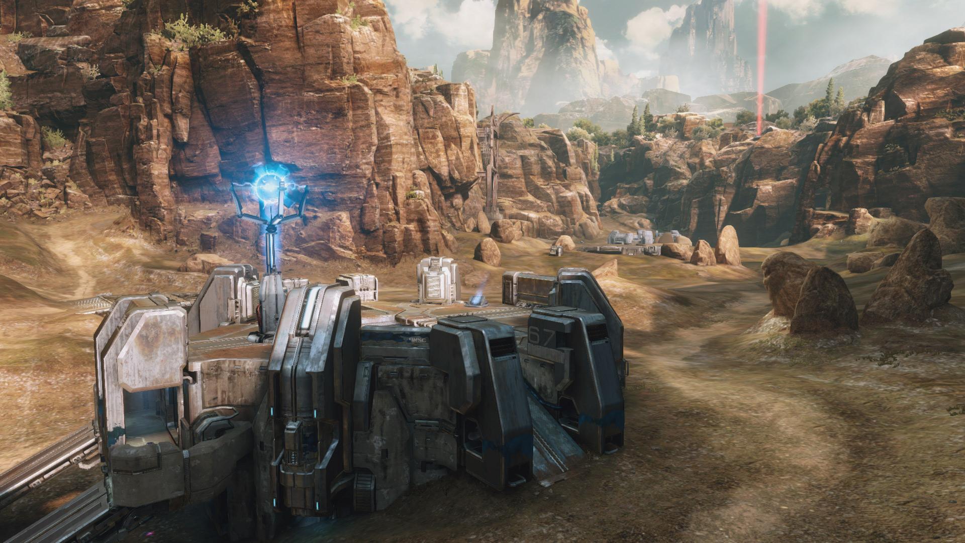 Coagulation mapa z Halo 2 bude v remaku přepracovaná 101685