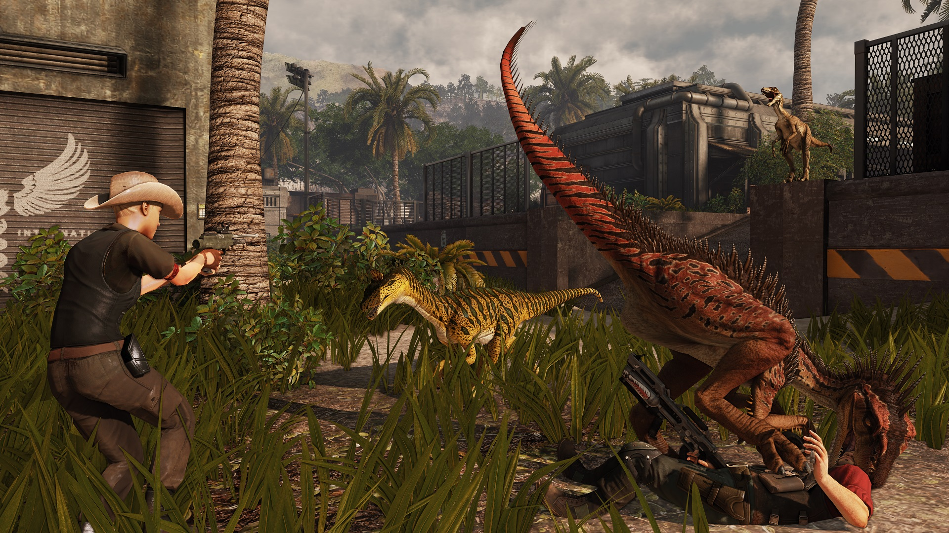 Multiplayerová střílečka Primal Carnage: Extinction letos pro PC 101687