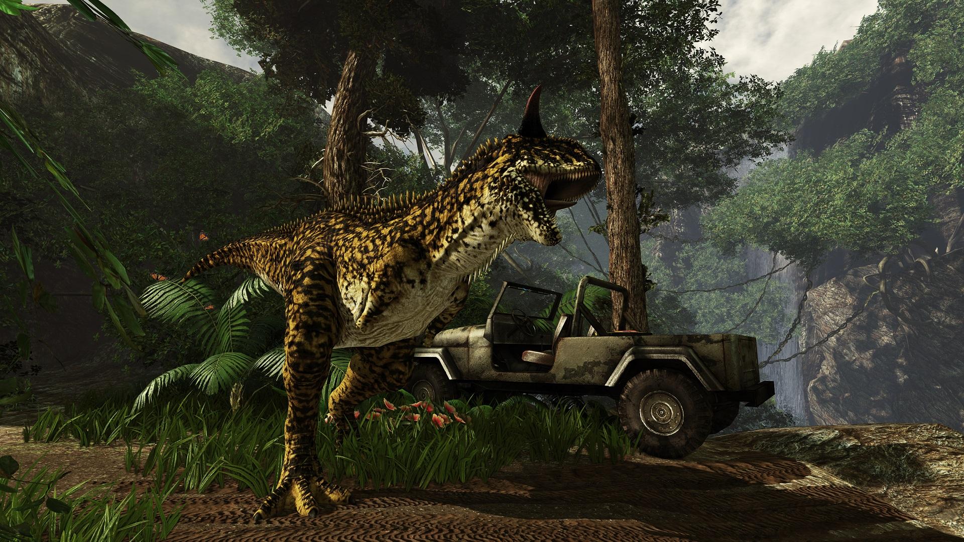Multiplayerová střílečka Primal Carnage: Extinction letos pro PC 101692