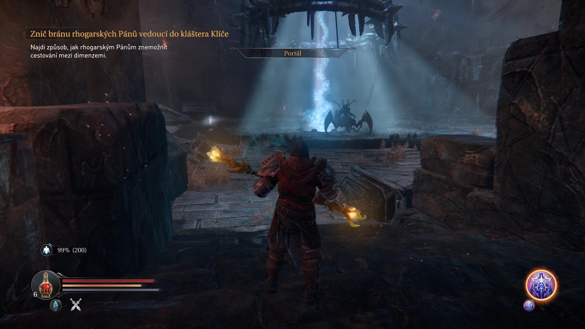 Lords of the Fallen – výlet ve stopách Dark Souls? 101704