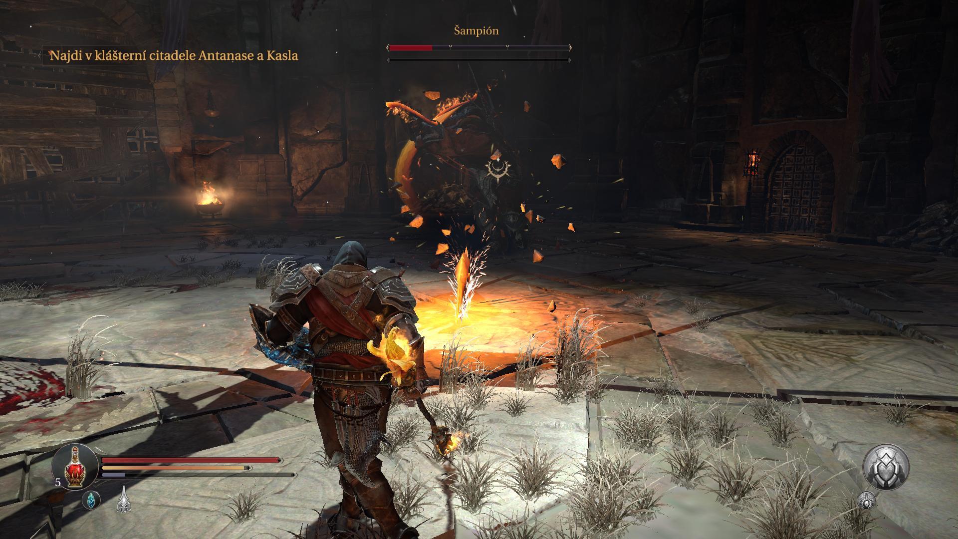 Lords of the Fallen – výlet ve stopách Dark Souls? 101705