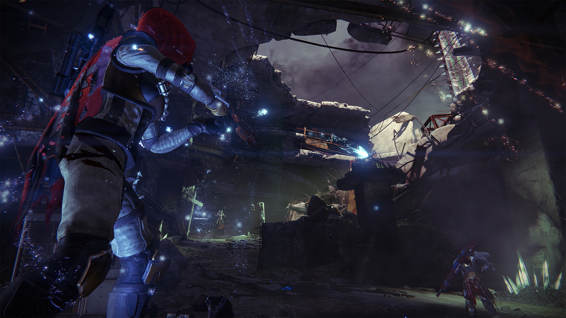 První expanze do Destiny dorazí 9. prosince 101714