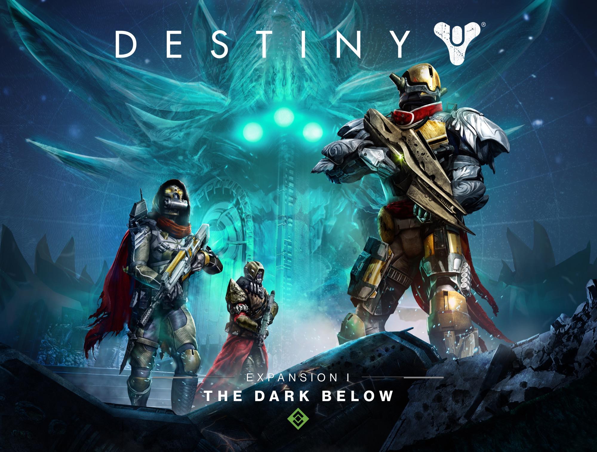 První expanze do Destiny dorazí 9. prosince 101718