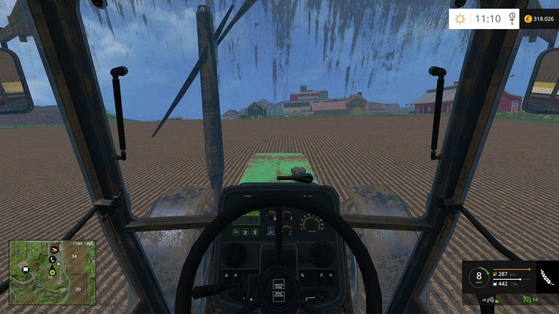 Farming Simulator 15 - zemědělství a lesnictví 101724