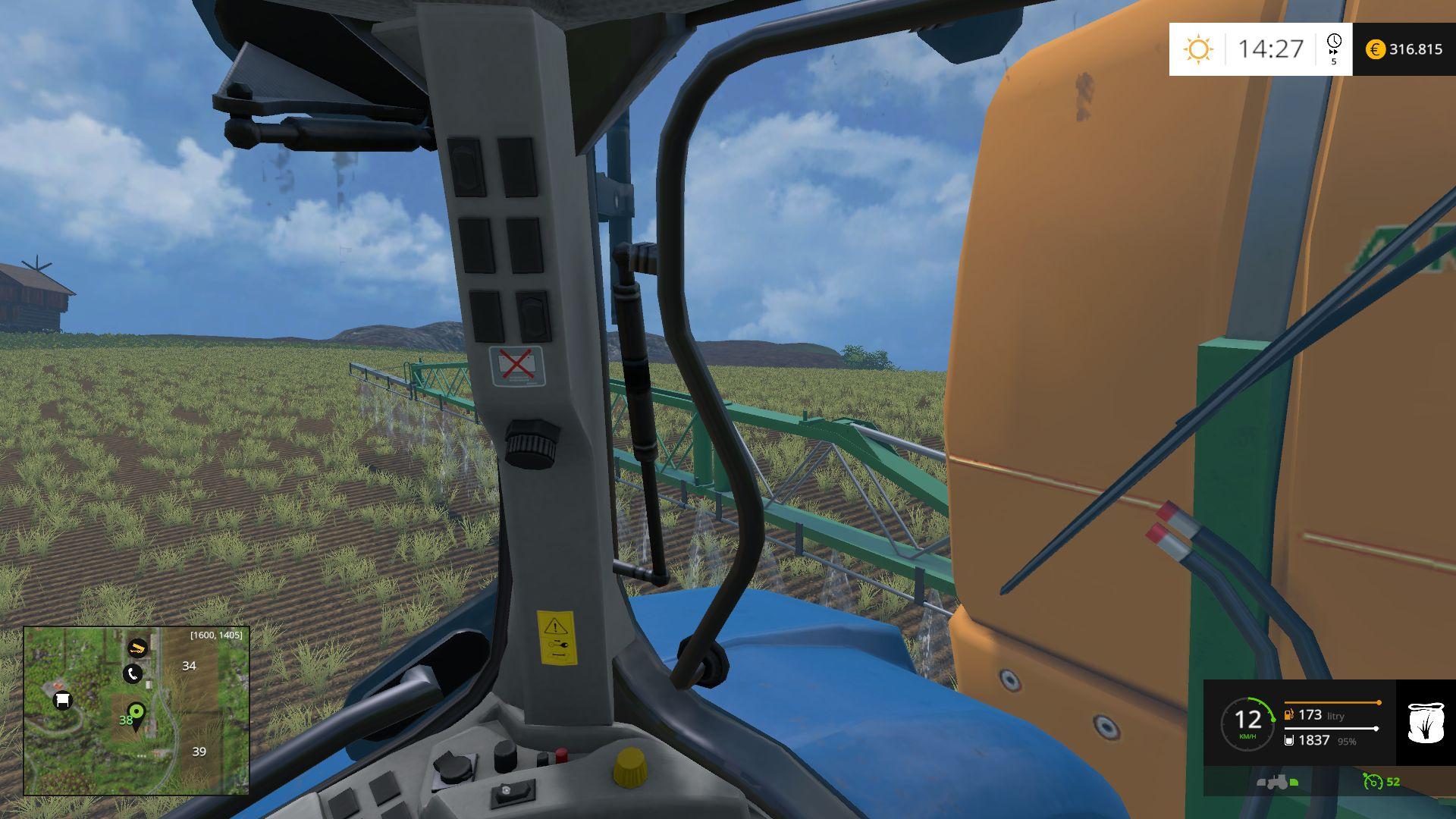 Farming Simulator 15 - zemědělství a lesnictví 101728
