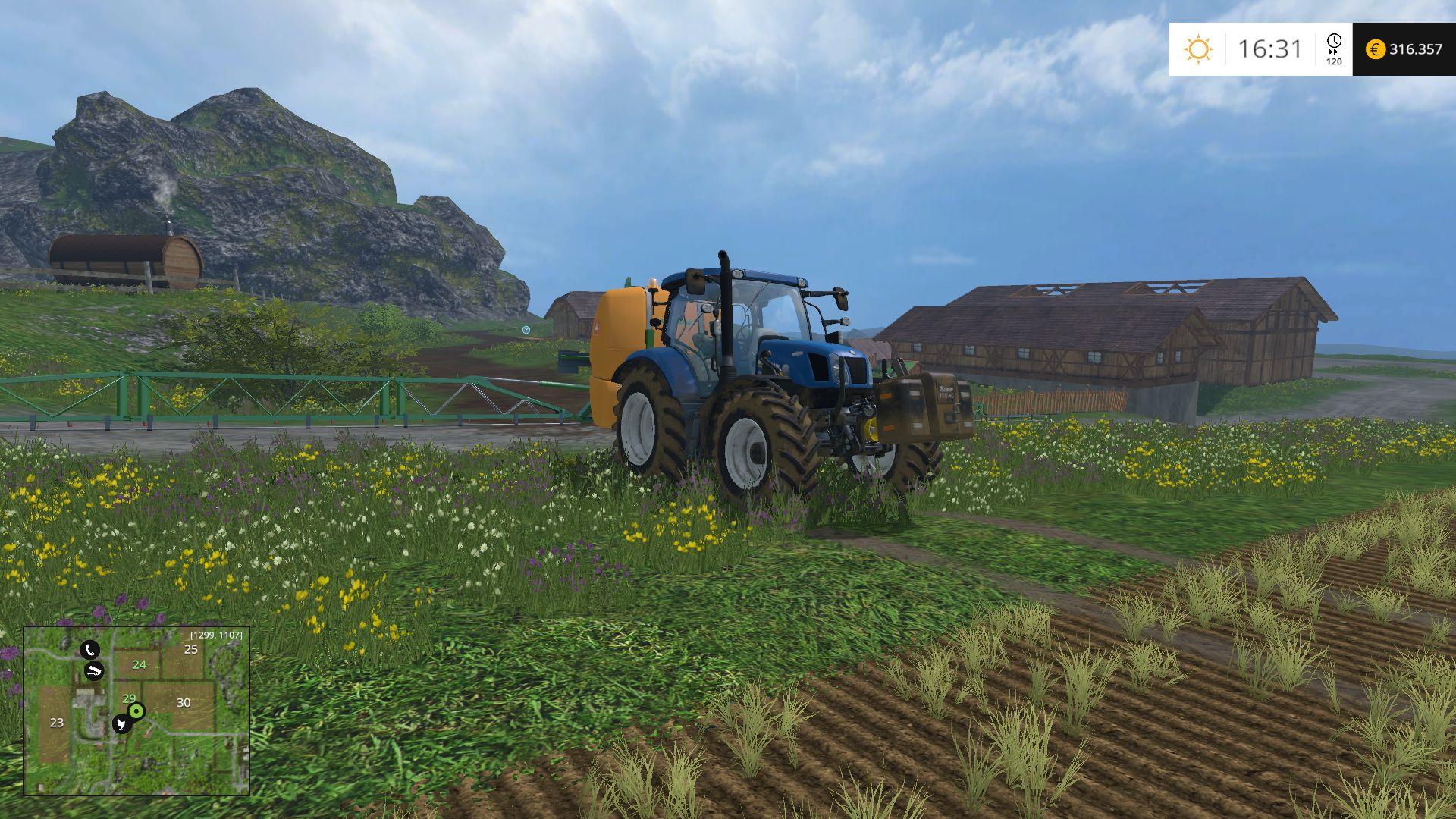 Farming Simulator 15 - zemědělství a lesnictví 101732