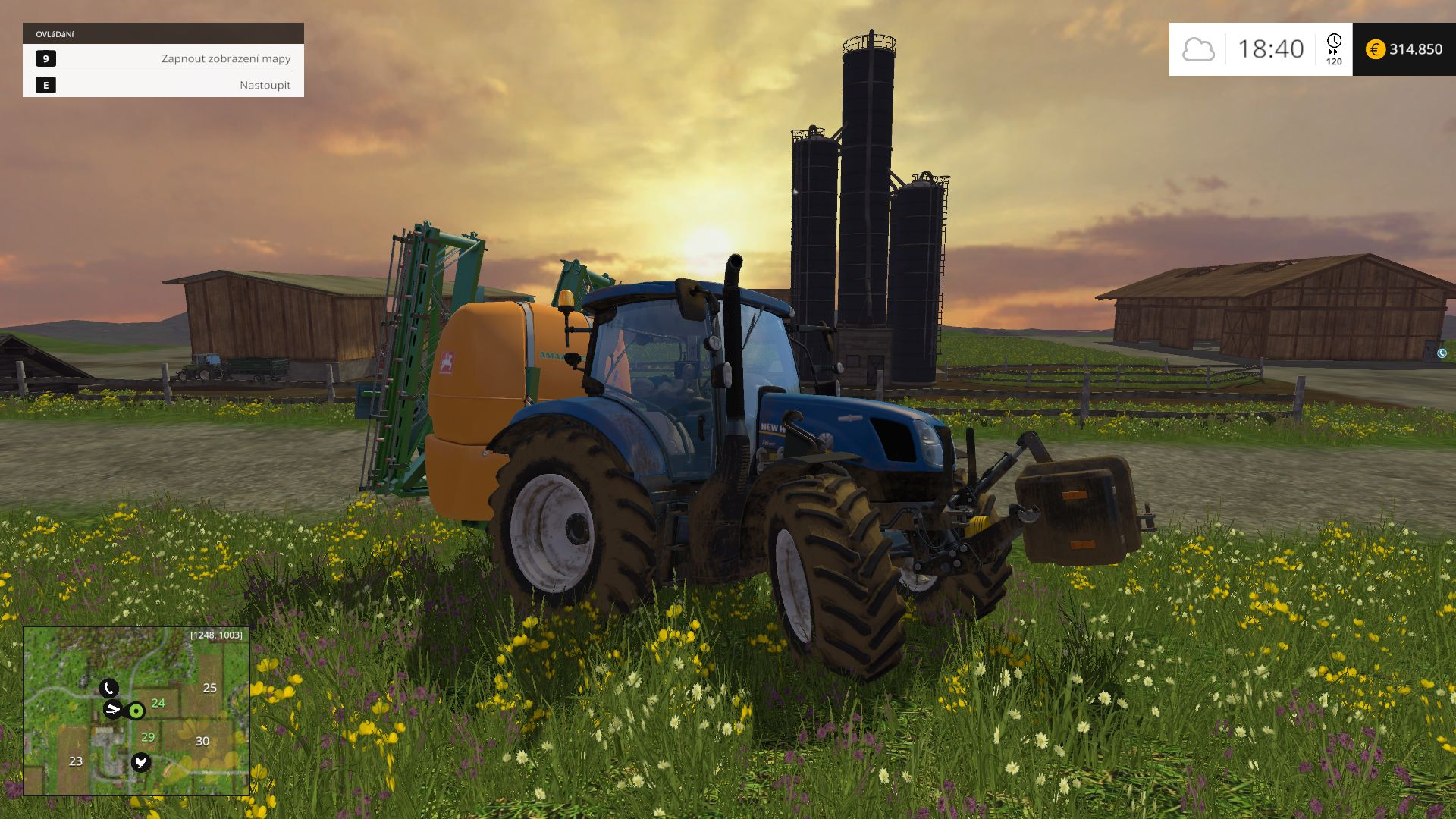Farming Simulator 15 - zemědělství a lesnictví 101733
