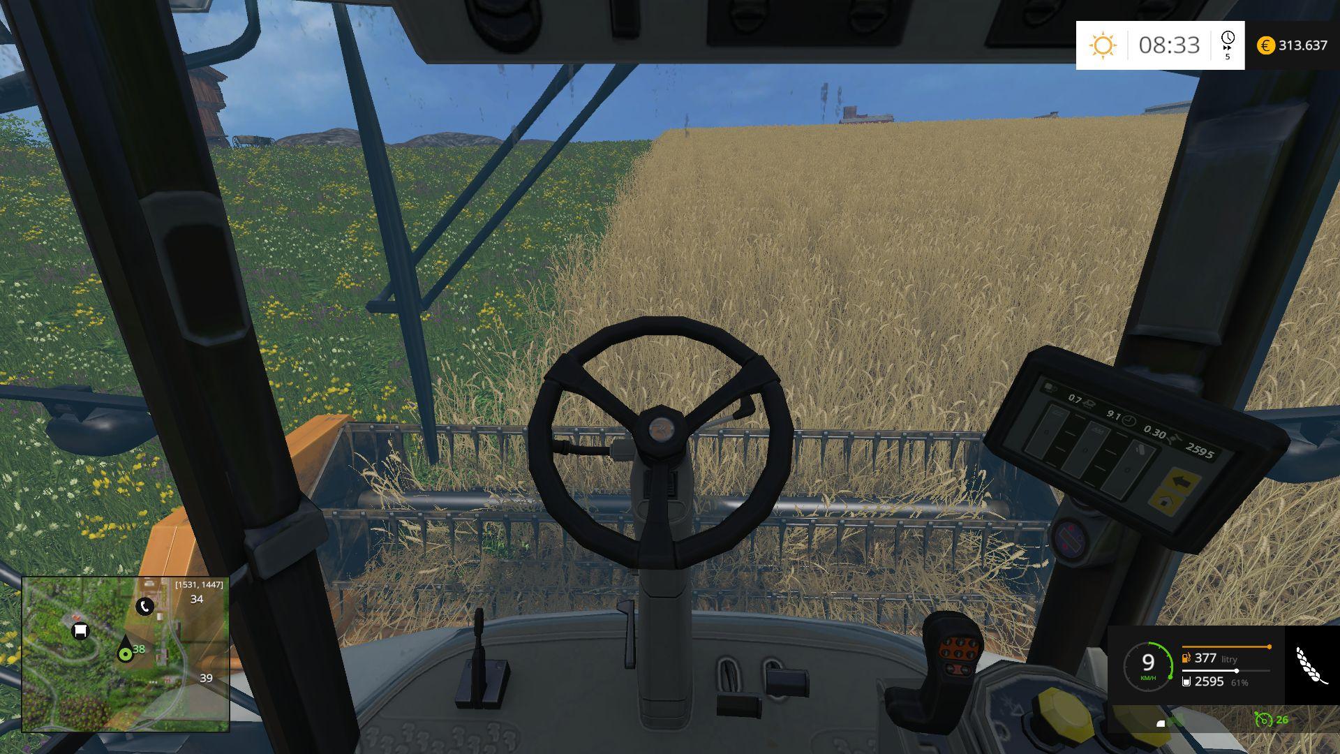 Farming Simulator 15 - zemědělství a lesnictví 101737