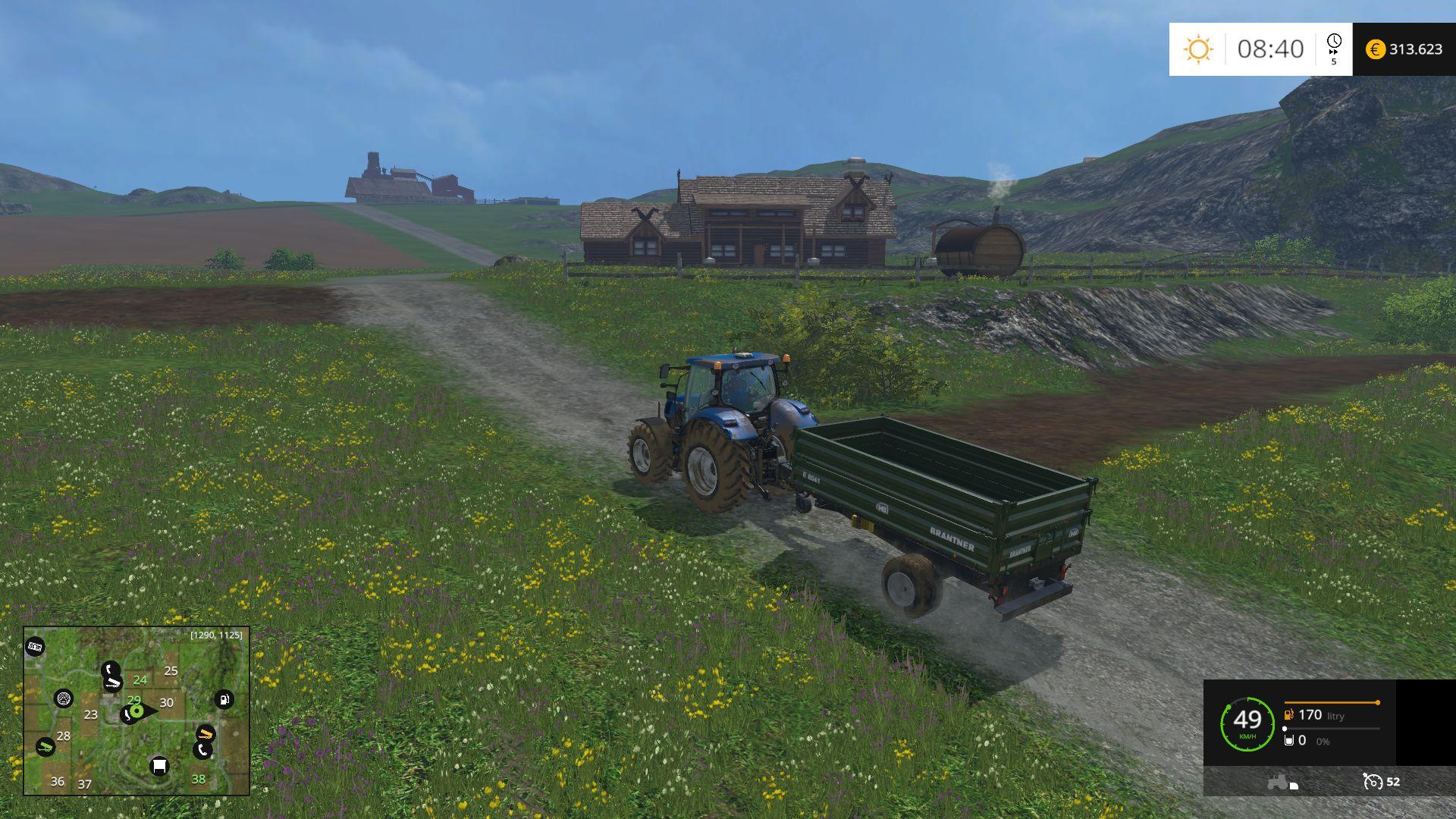 Farming Simulator 15 - zemědělství a lesnictví 101738