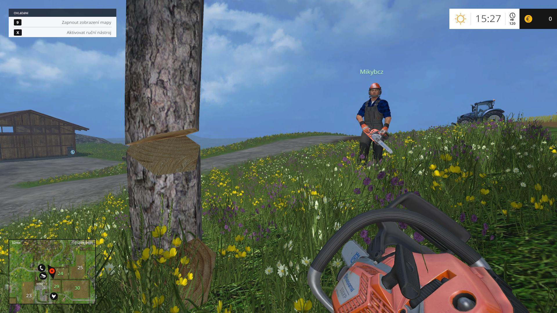 Farming Simulator 15 - zemědělství a lesnictví 101787