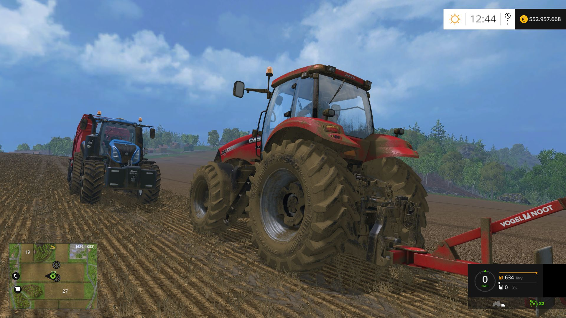 Farming Simulator 15 - zemědělství a lesnictví 101793