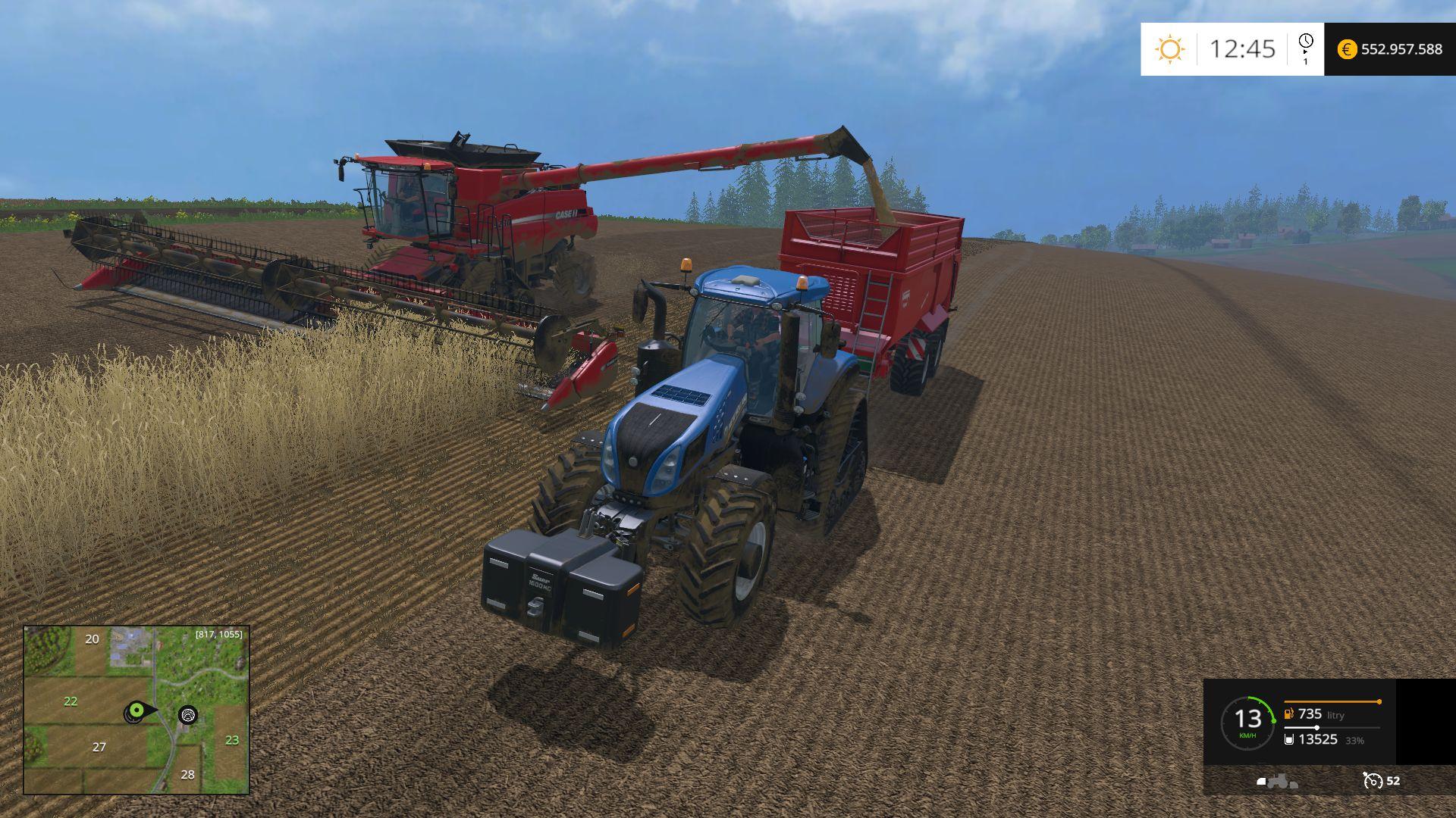Farming Simulator 15 - zemědělství a lesnictví 101795