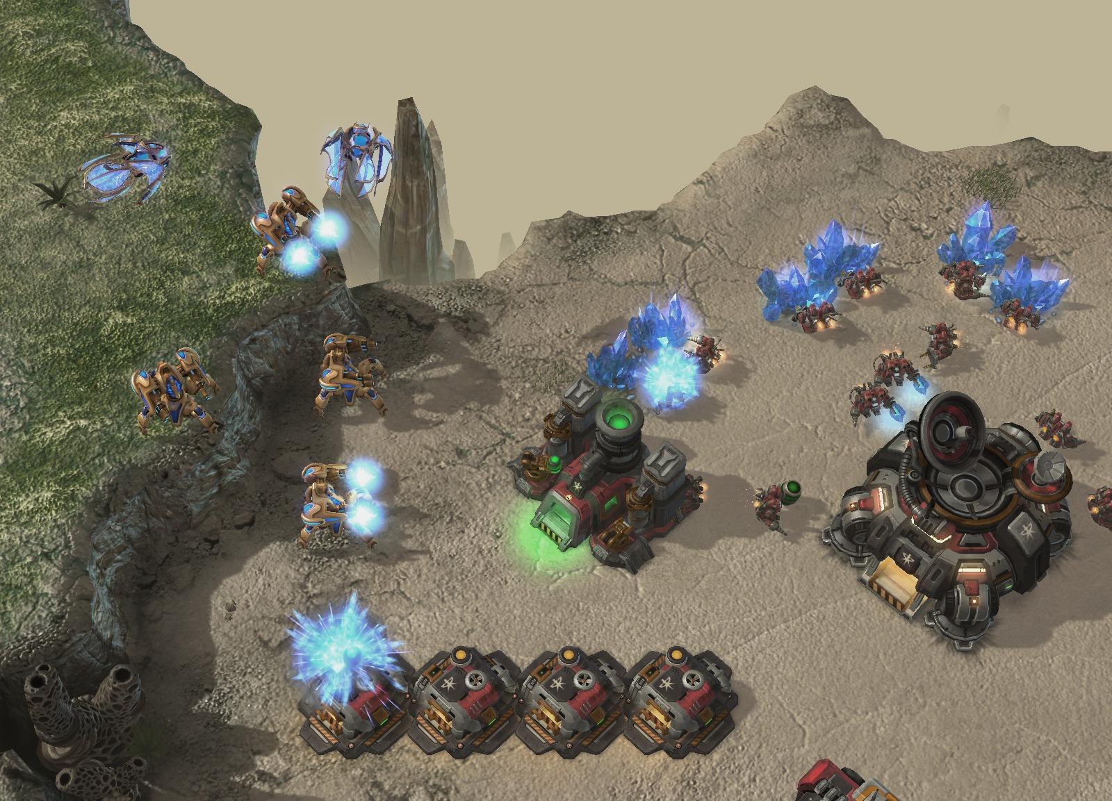 StarCraft II: Wings of Liberty – Jim Raynor se vrací 10180
