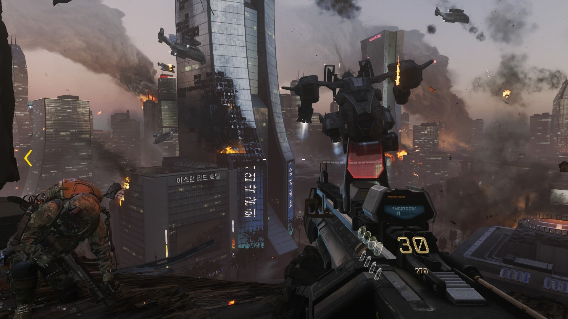 Dva obrázky z PS4 verze a nový trailer Call of Duty: Advanced Warfare 101804
