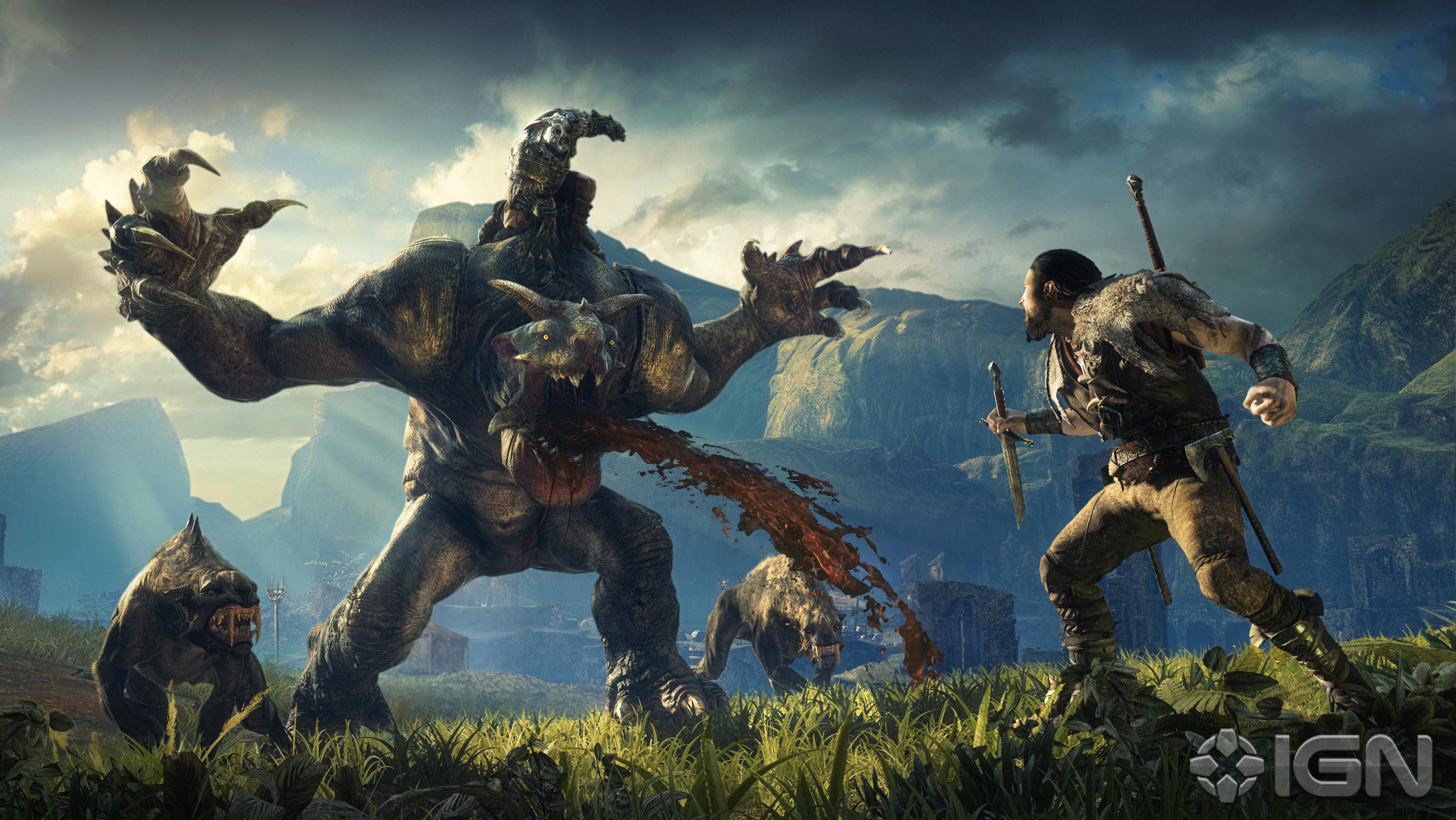 Připravte se na lov v DLC pro Middle-earth: Shadow of Mordor 101813