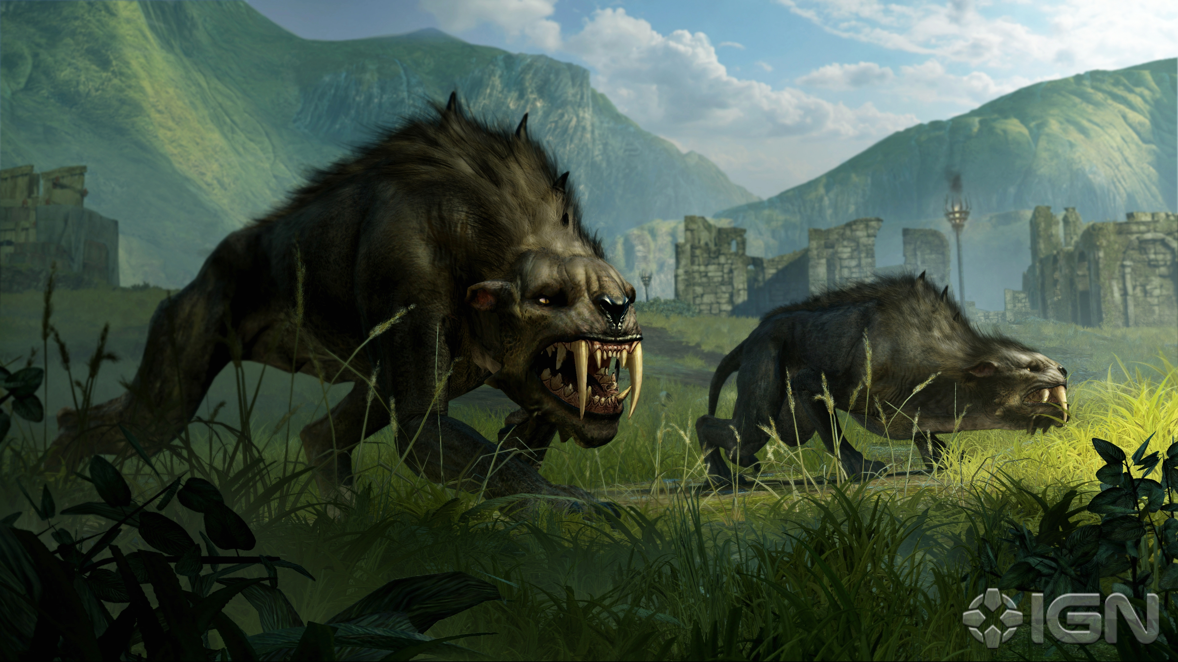 Připravte se na lov v DLC pro Middle-earth: Shadow of Mordor 101814