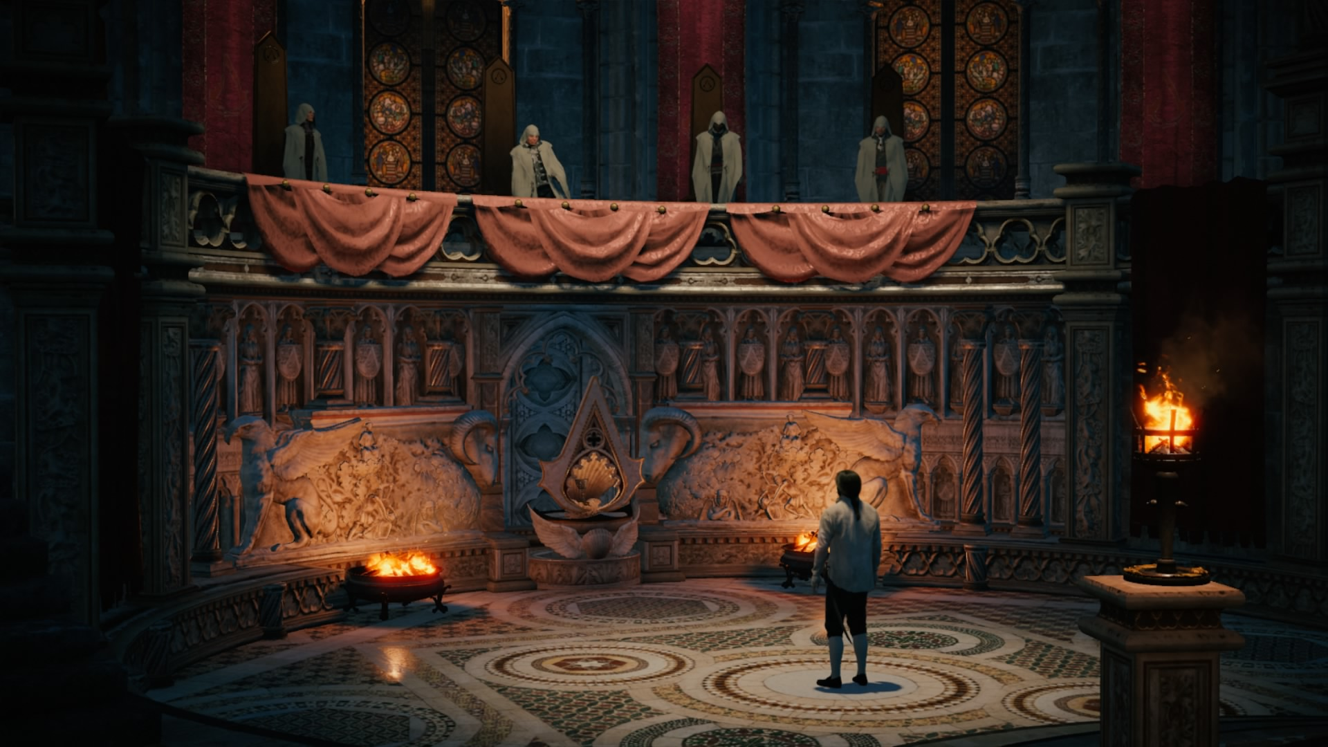 In-game obrázky z Assassin's Creed: Unity 101826