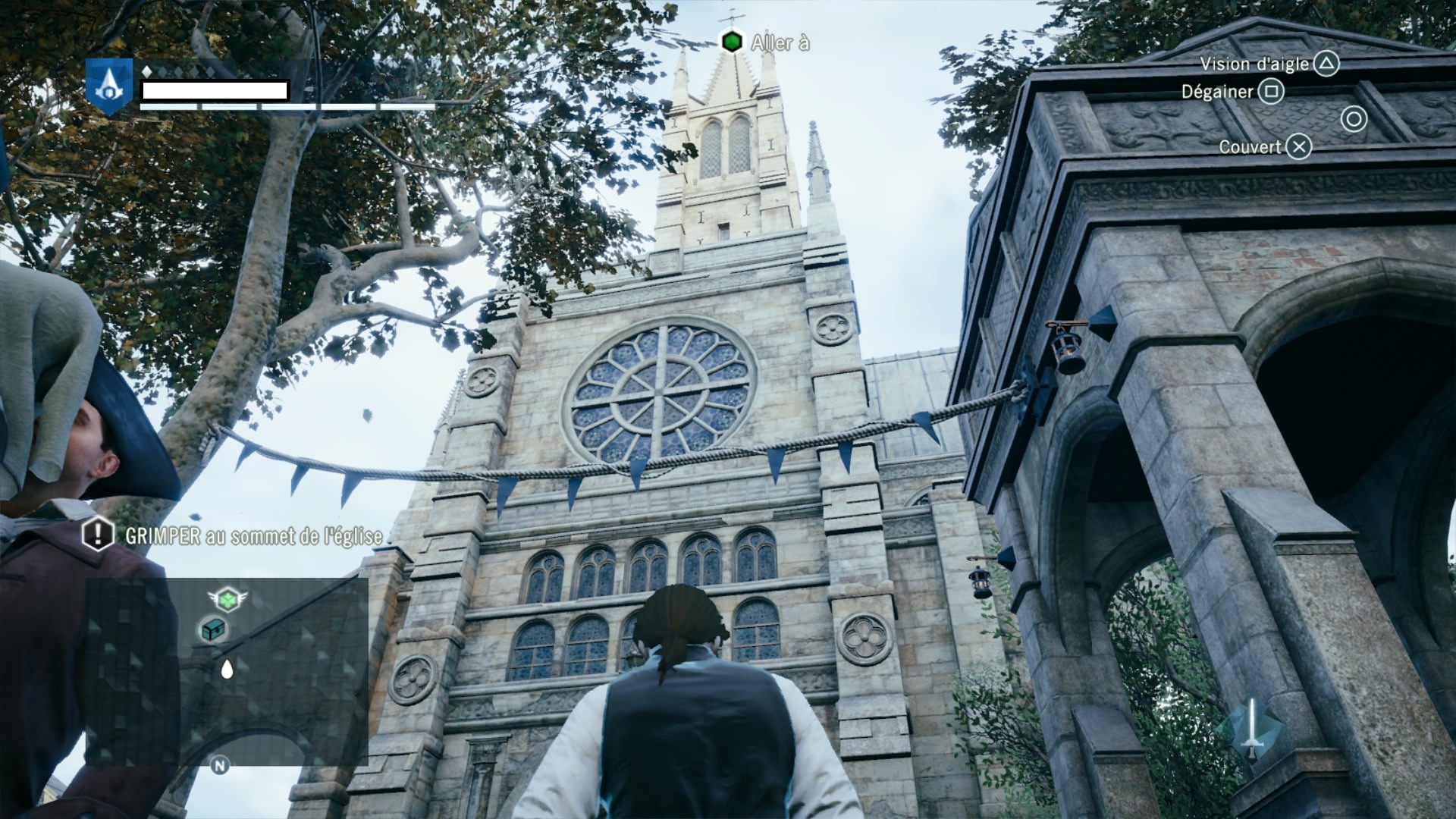In-game obrázky z Assassin's Creed: Unity 101827