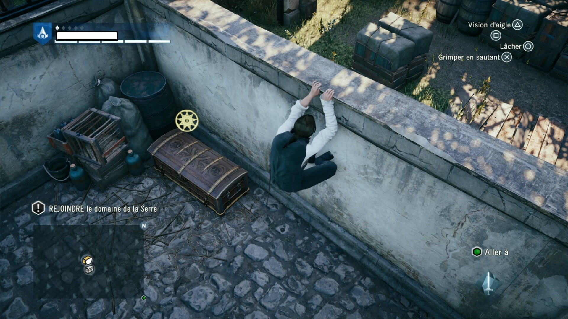 In-game obrázky z Assassin's Creed: Unity 101829