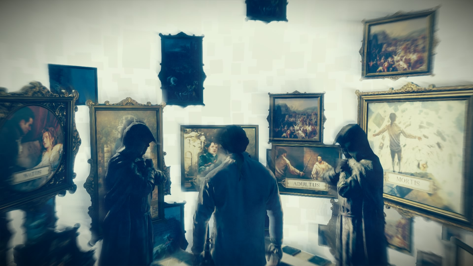 In-game obrázky z Assassin's Creed: Unity 101831
