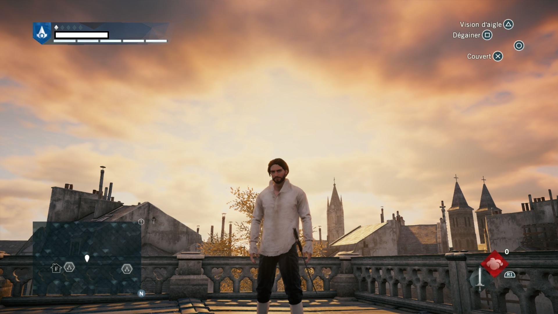 In-game obrázky z Assassin's Creed: Unity 101834