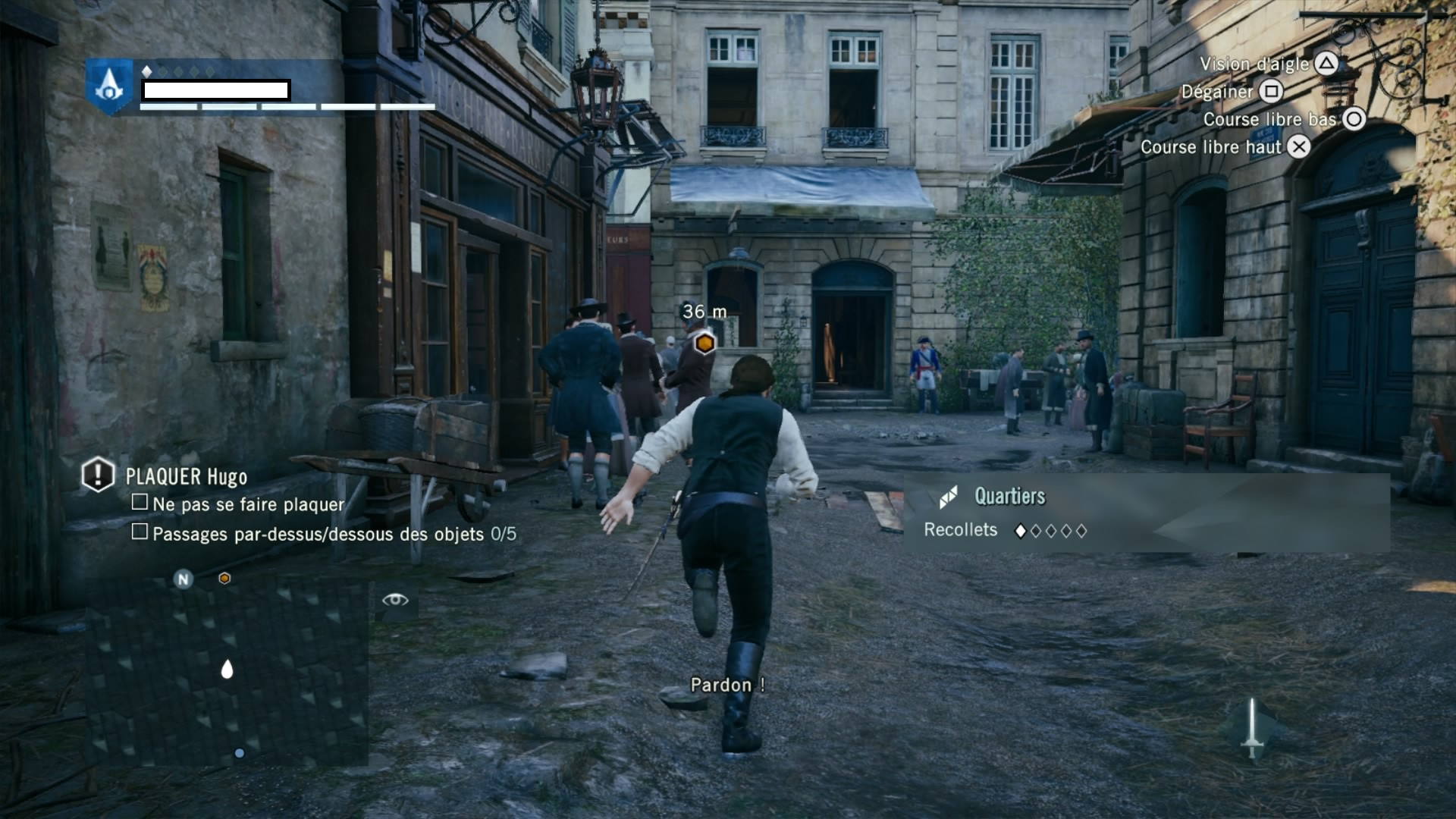 In-game obrázky z Assassin's Creed: Unity 101835
