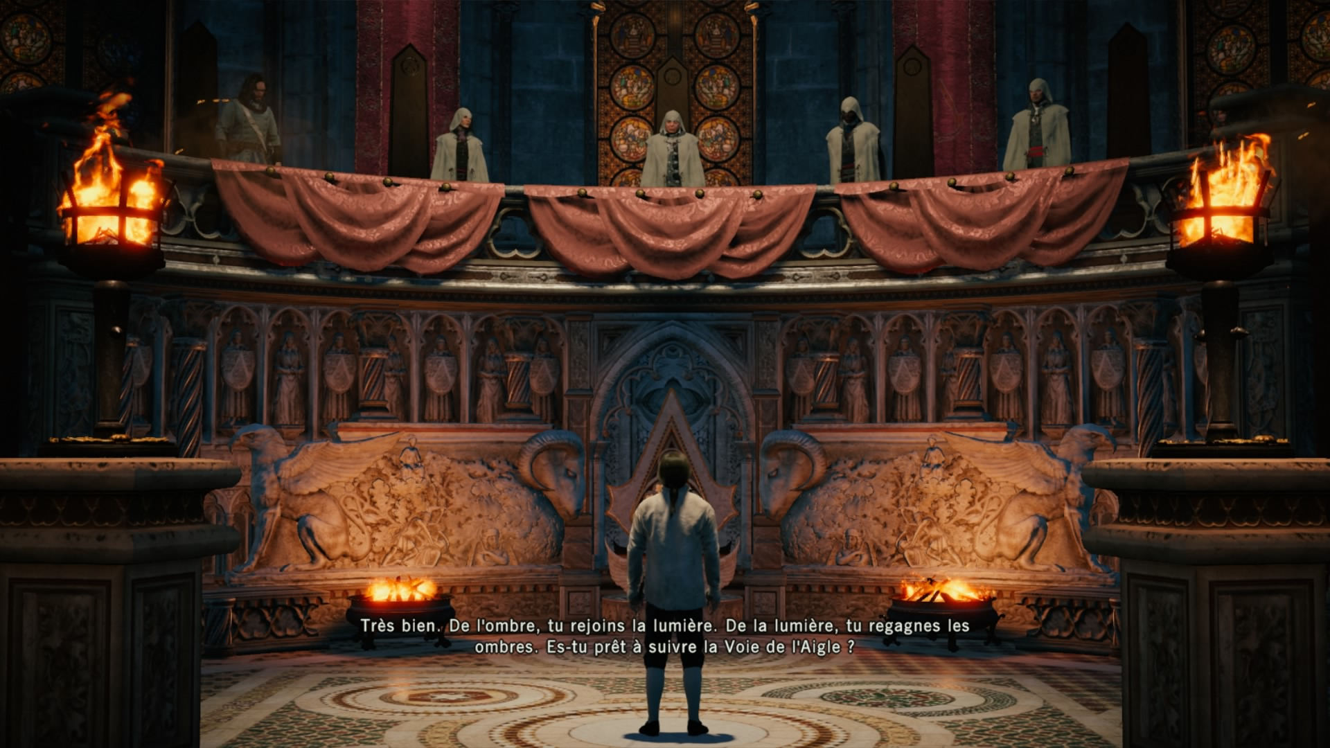 In-game obrázky z Assassin's Creed: Unity 101836