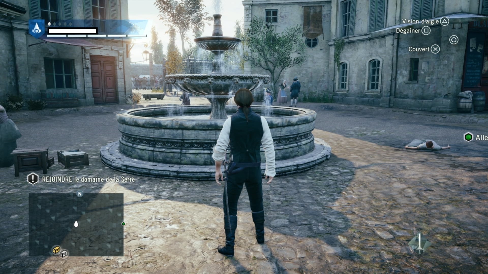 In-game obrázky z Assassin's Creed: Unity 101837