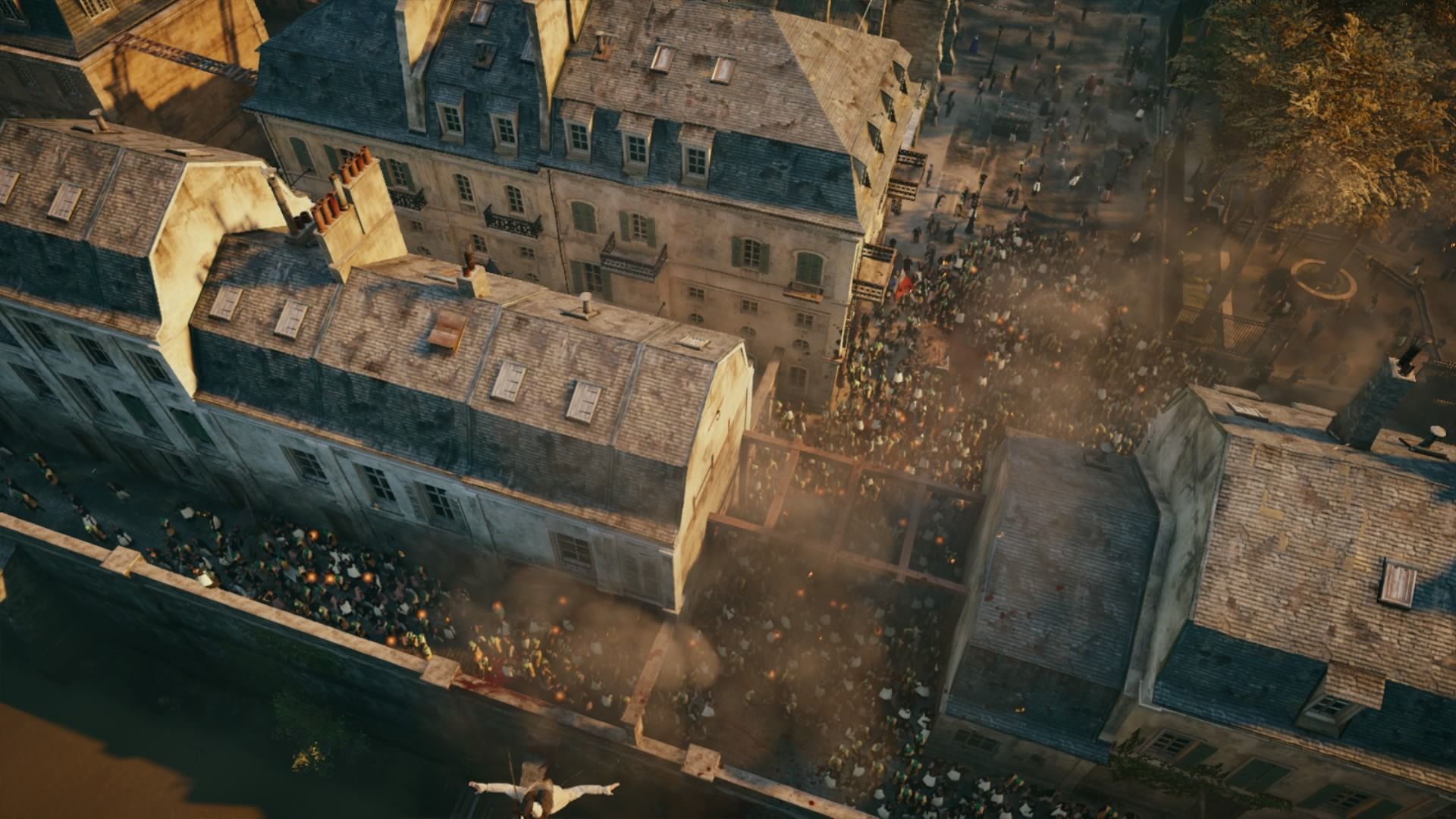 In-game obrázky z Assassin's Creed: Unity 101841