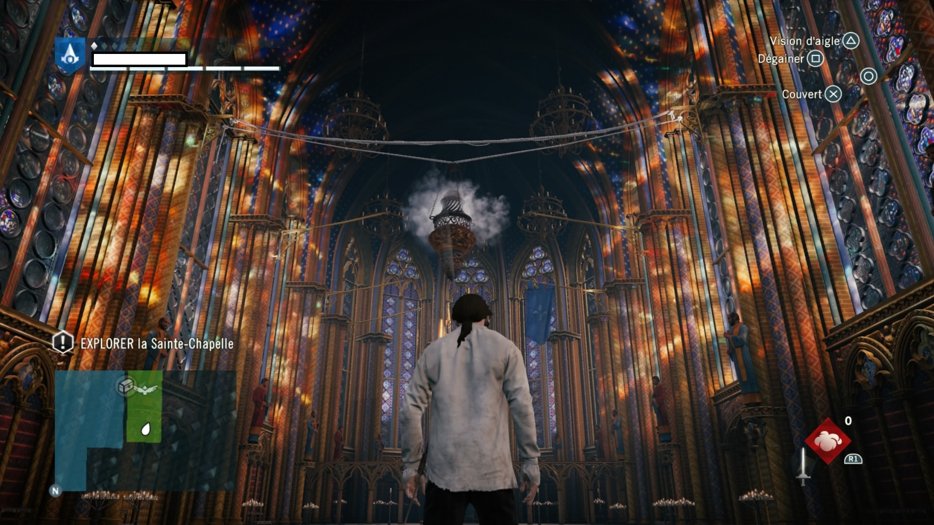 In-game obrázky z Assassin's Creed: Unity 101846
