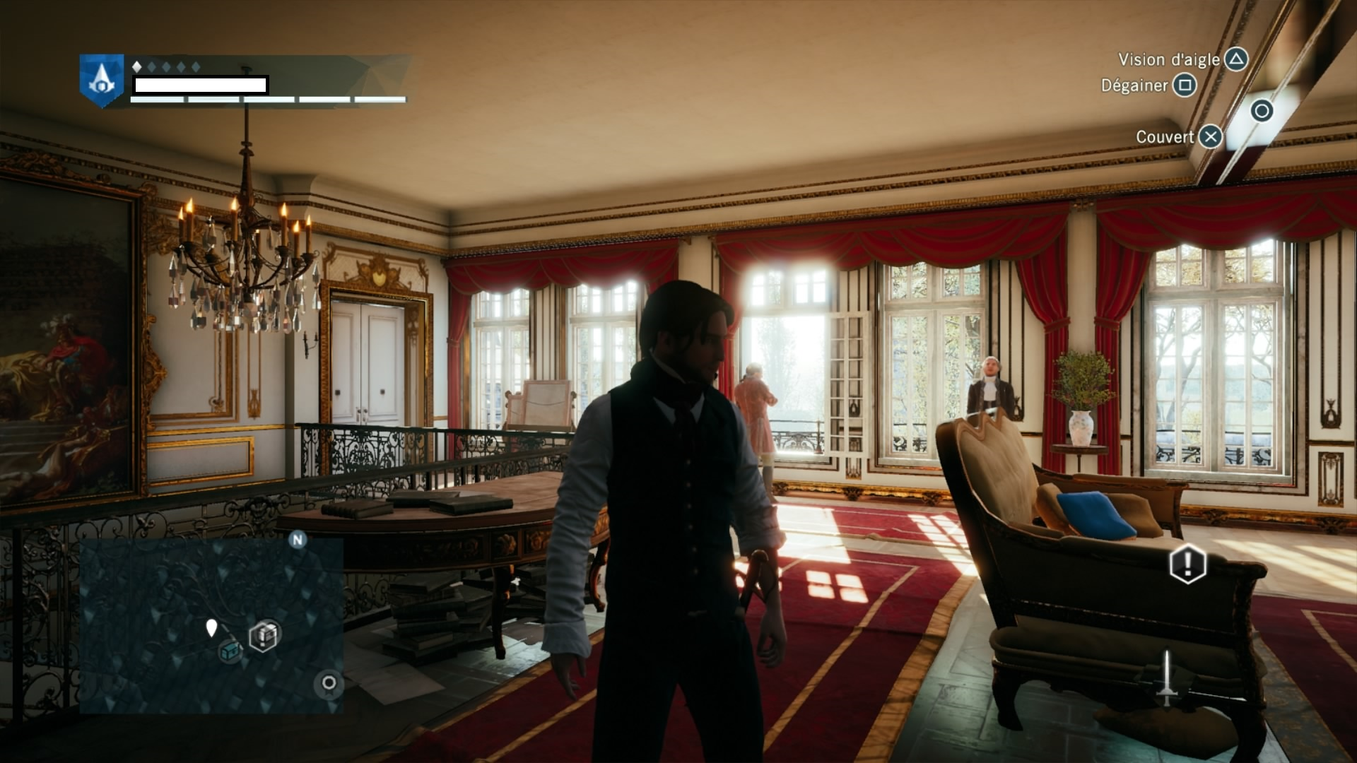 In-game obrázky z Assassin's Creed: Unity 101848