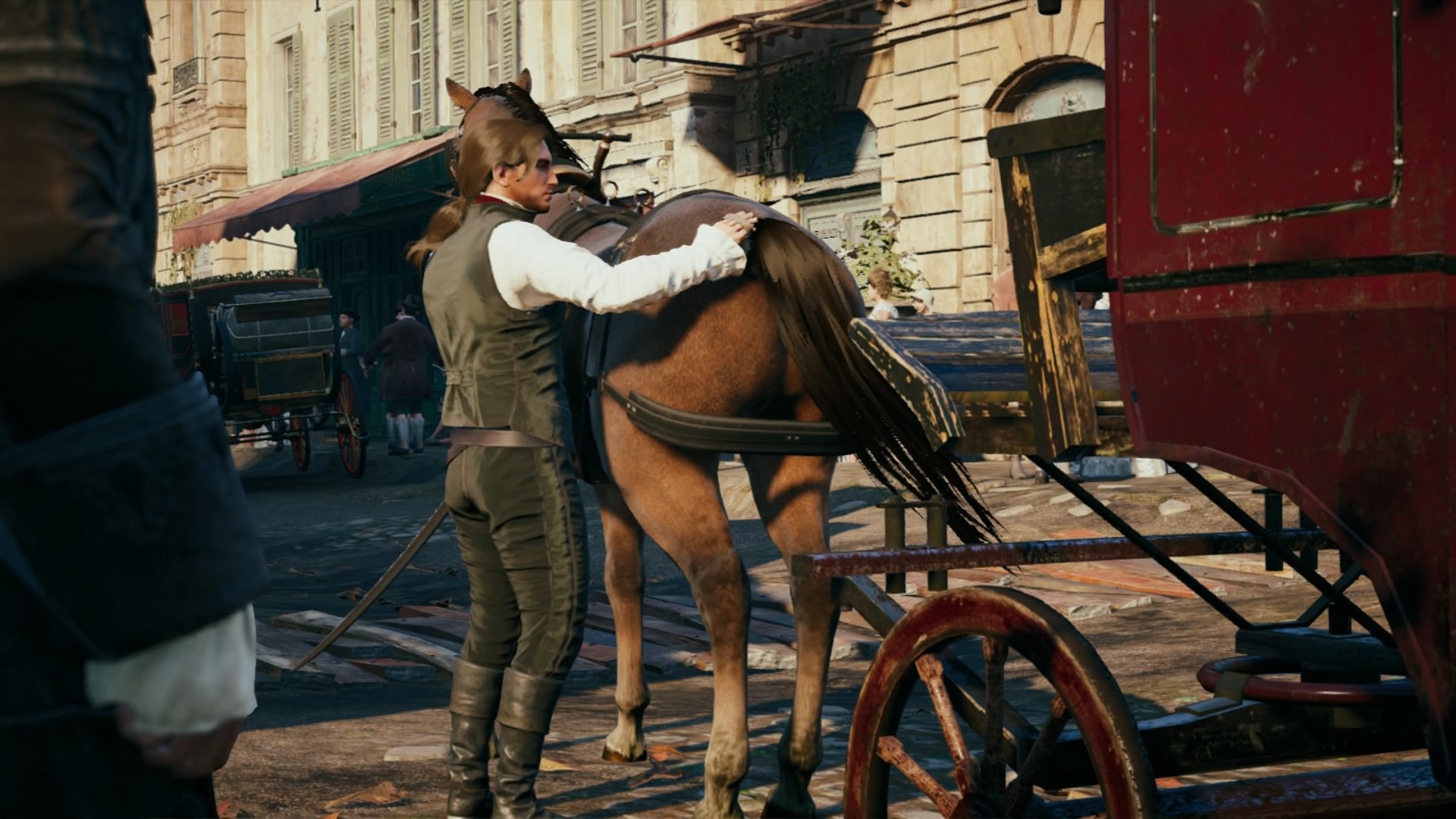 In-game obrázky z Assassin's Creed: Unity 101852