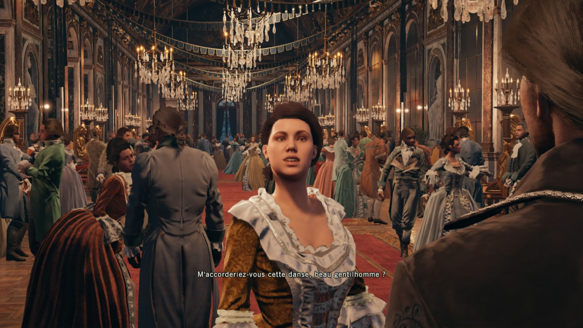 In-game obrázky z Assassin's Creed: Unity 101854