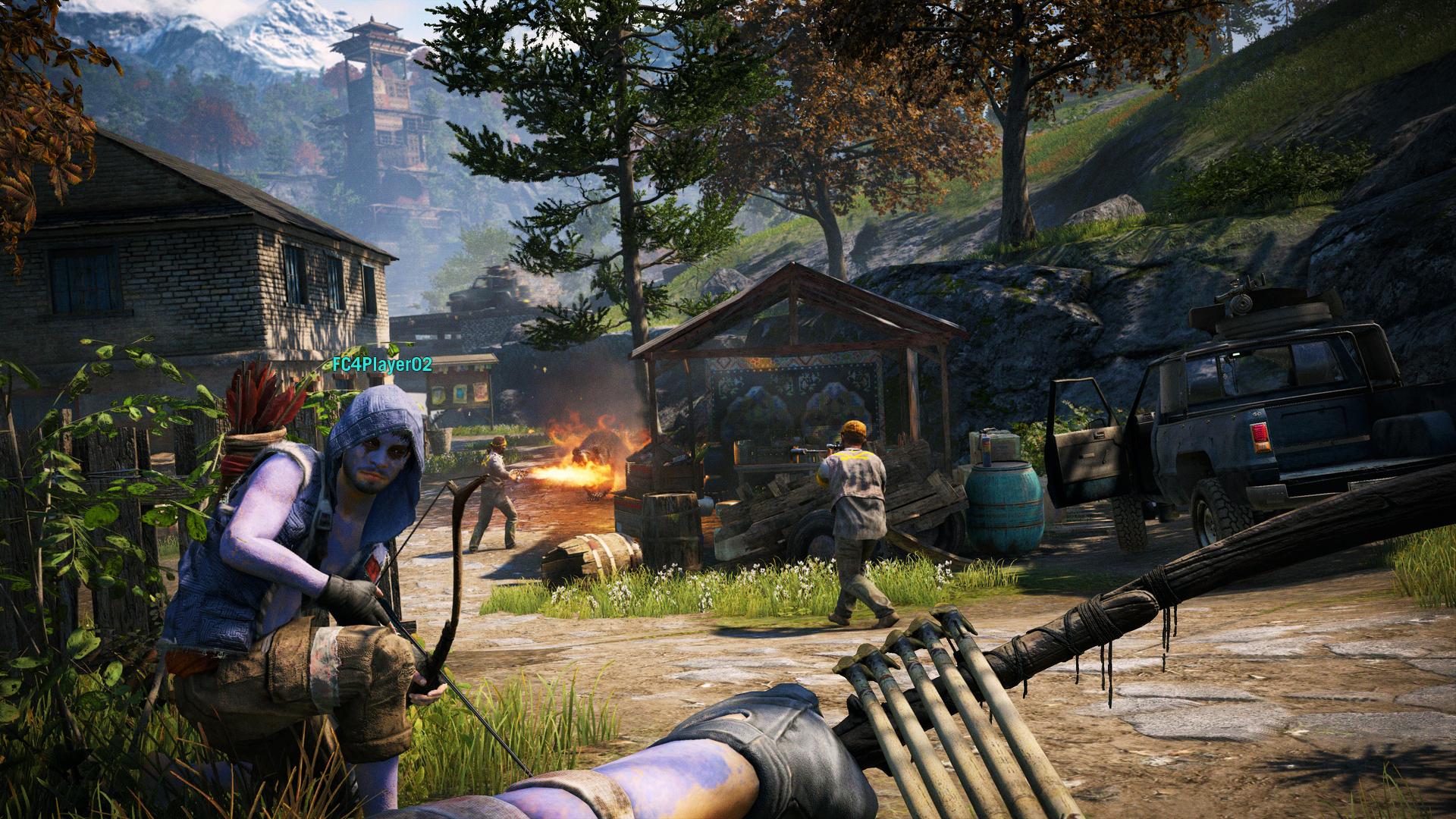 Ještě obrázky z multiplayeru Far Cry 4 101856