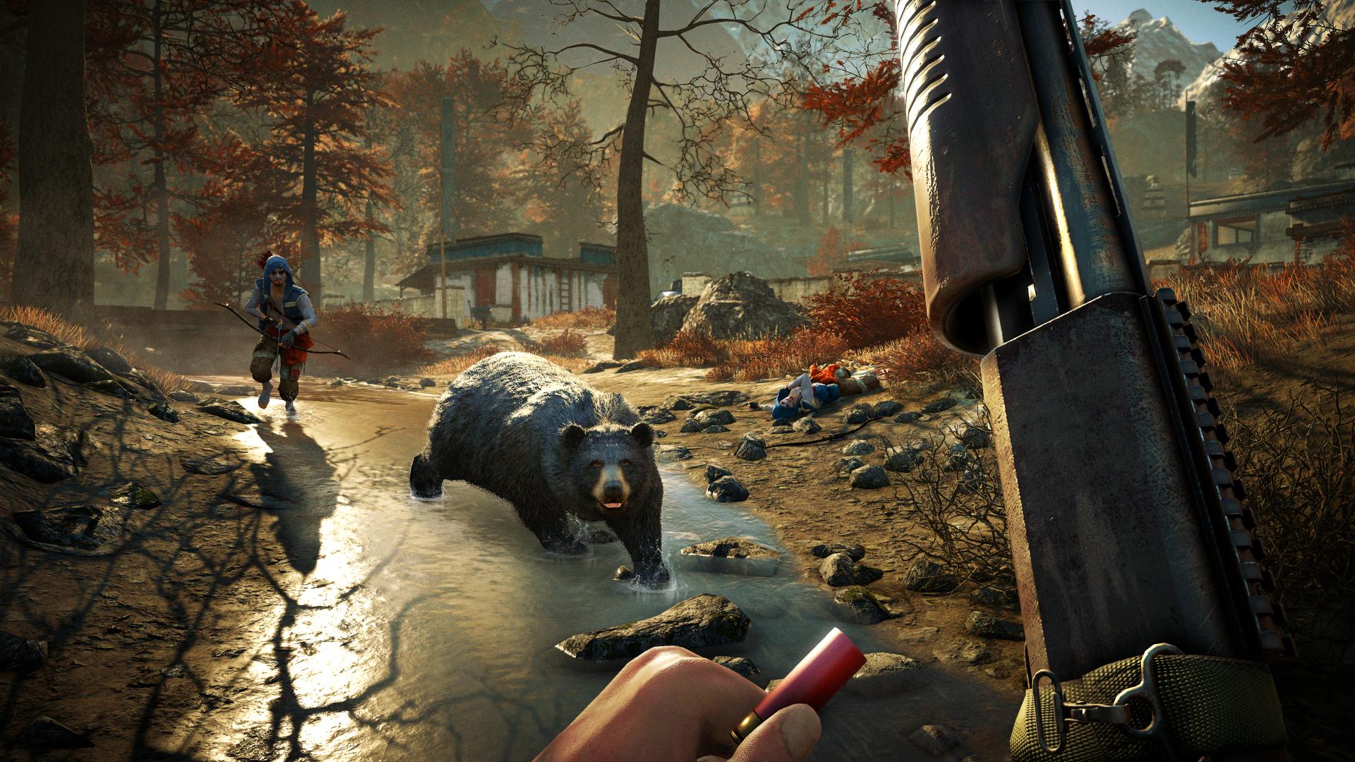 Ještě obrázky z multiplayeru Far Cry 4 101858
