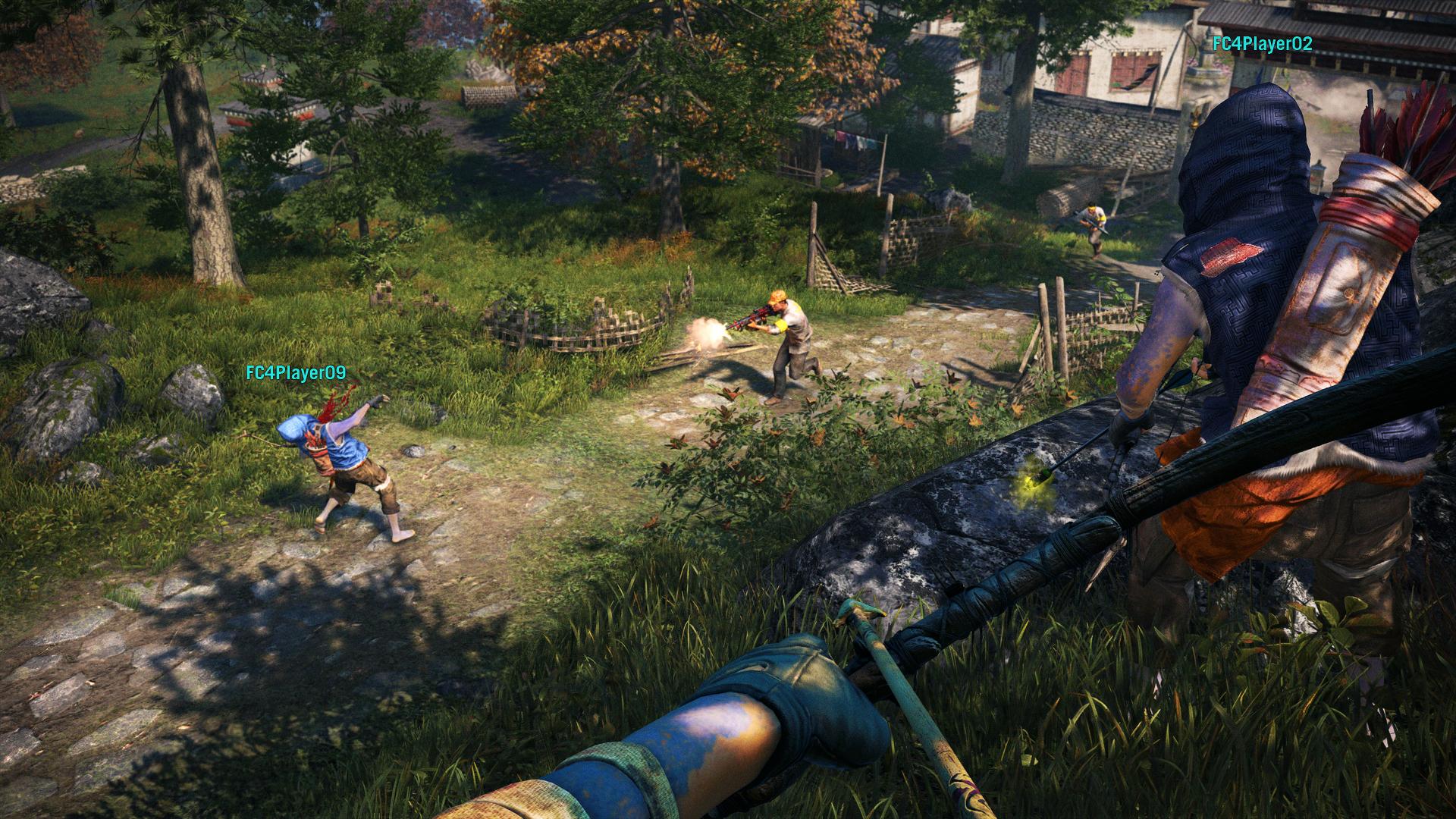 Ještě obrázky z multiplayeru Far Cry 4 101861