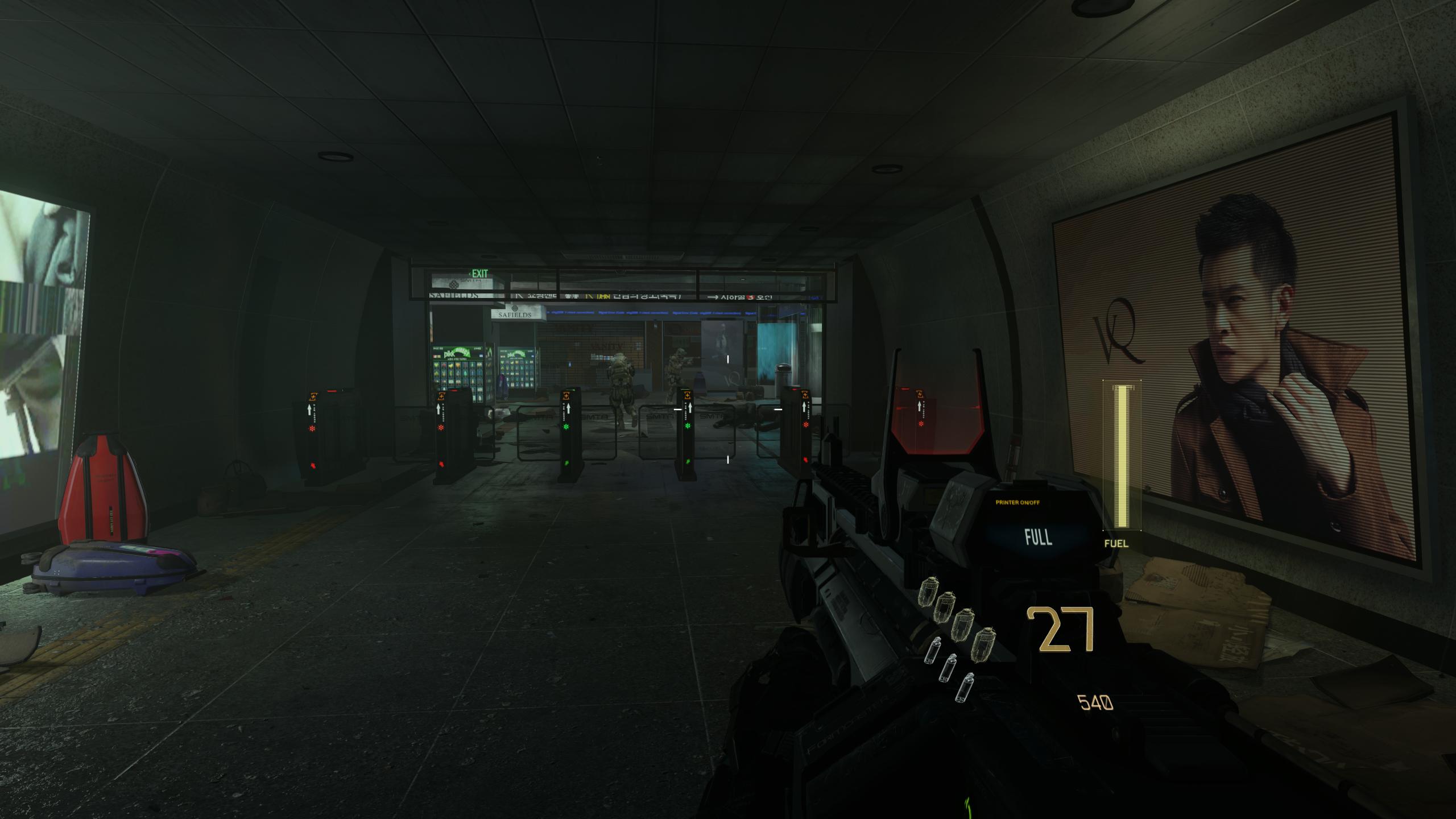 Nastavení grafiky, obrázky z PC verze a videa z nového Call of Duty 101889