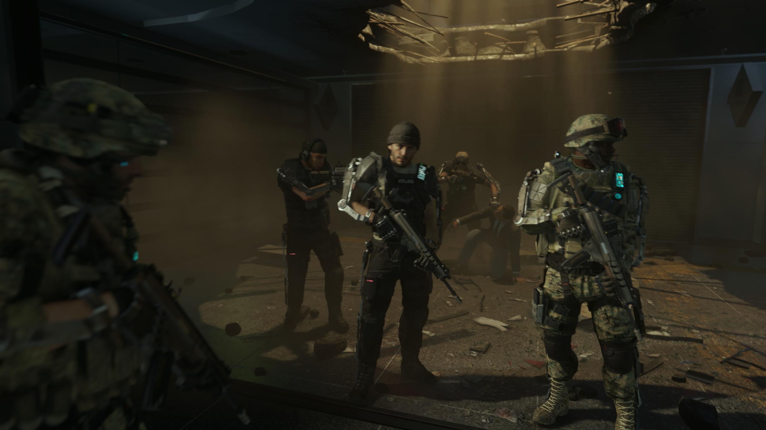 Nastavení grafiky, obrázky z PC verze a videa z nového Call of Duty 101890