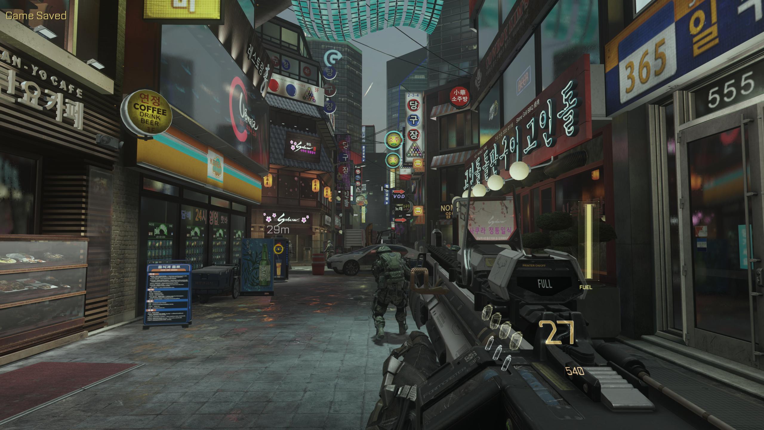 Nastavení grafiky, obrázky z PC verze a videa z nového Call of Duty 101891