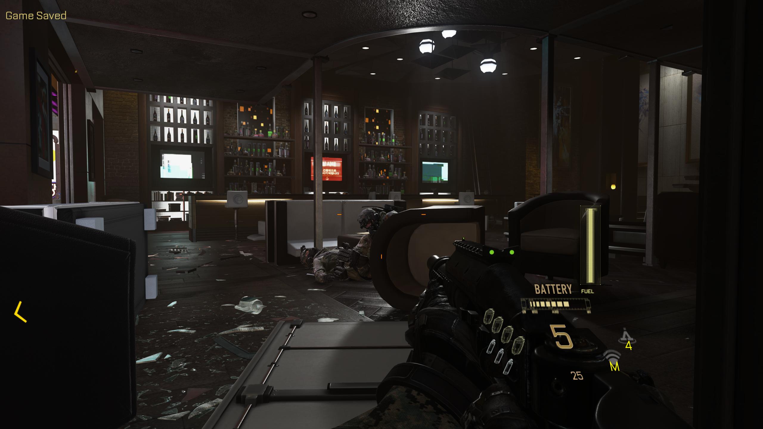 Nastavení grafiky, obrázky z PC verze a videa z nového Call of Duty 101892