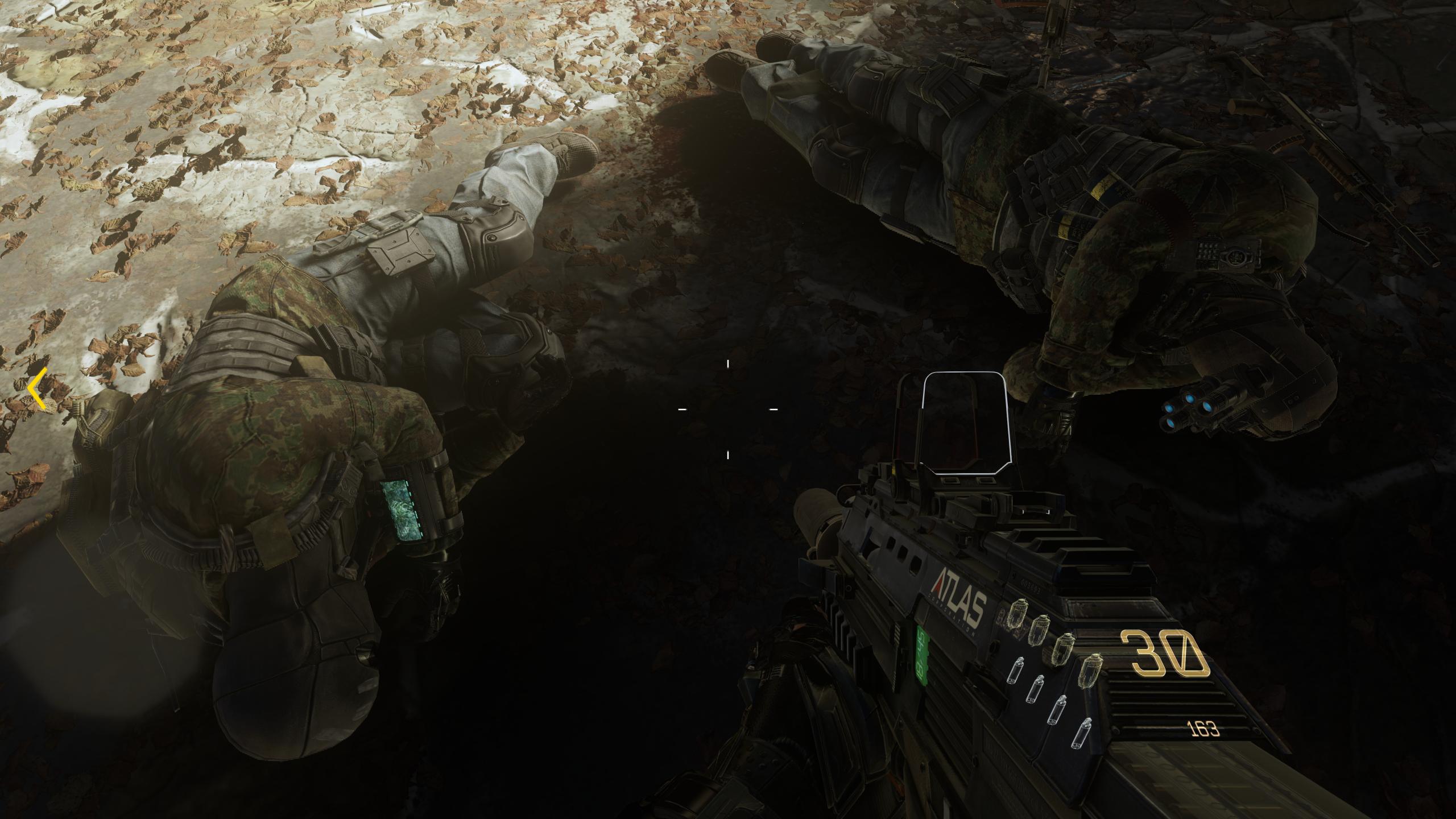 Nastavení grafiky, obrázky z PC verze a videa z nového Call of Duty 101896