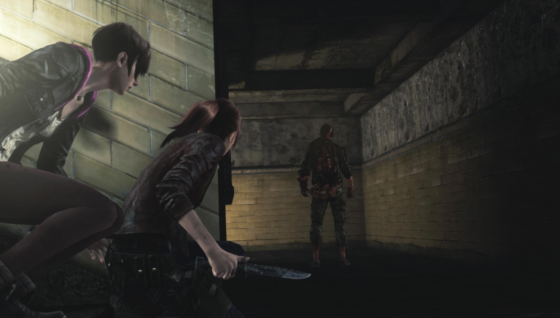 10 minut z Resident Evil: Revelations 2 101914