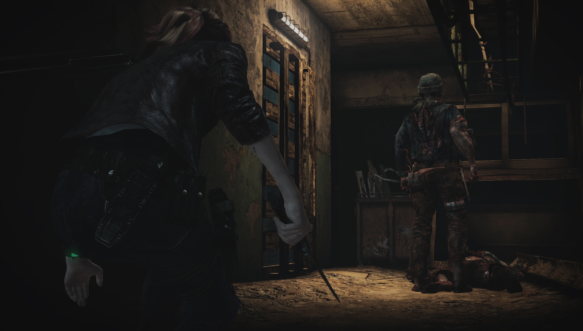 10 minut z Resident Evil: Revelations 2 101915