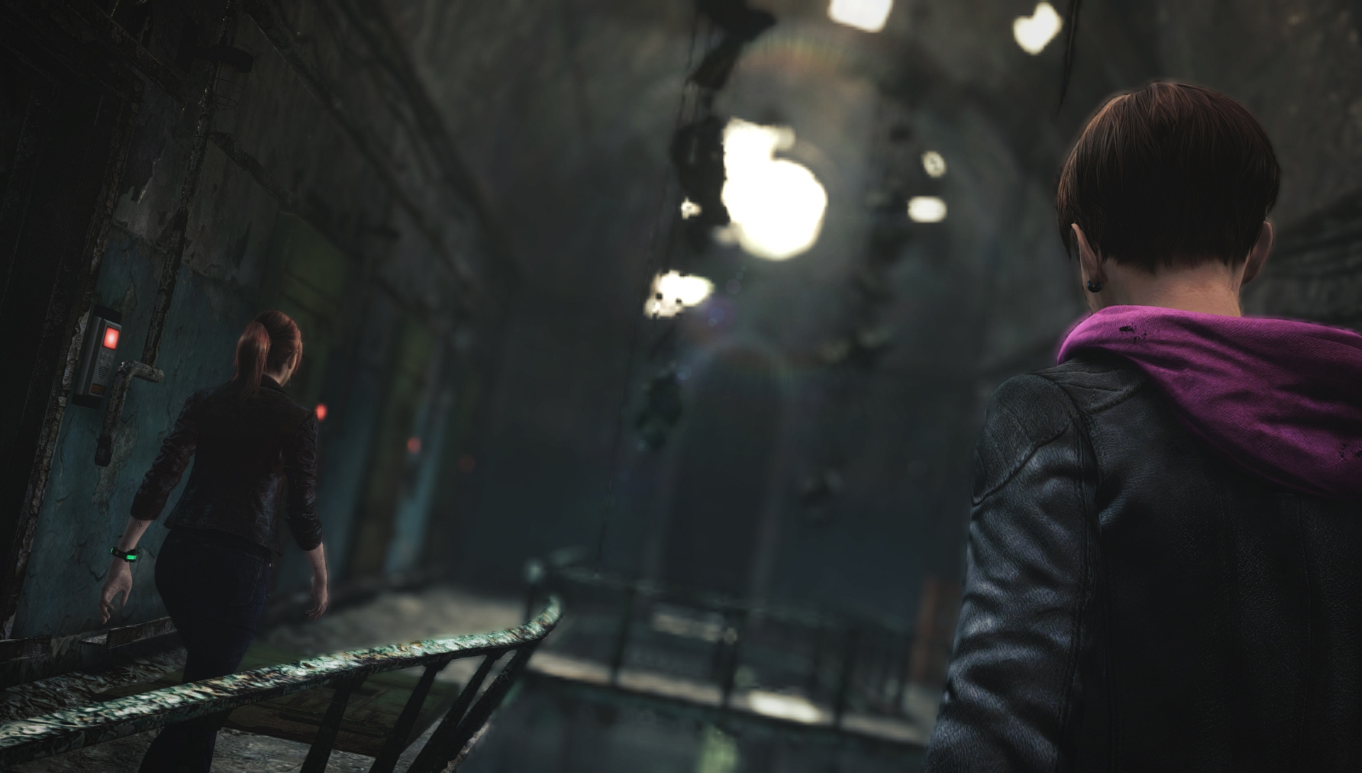 10 minut z Resident Evil: Revelations 2 101916