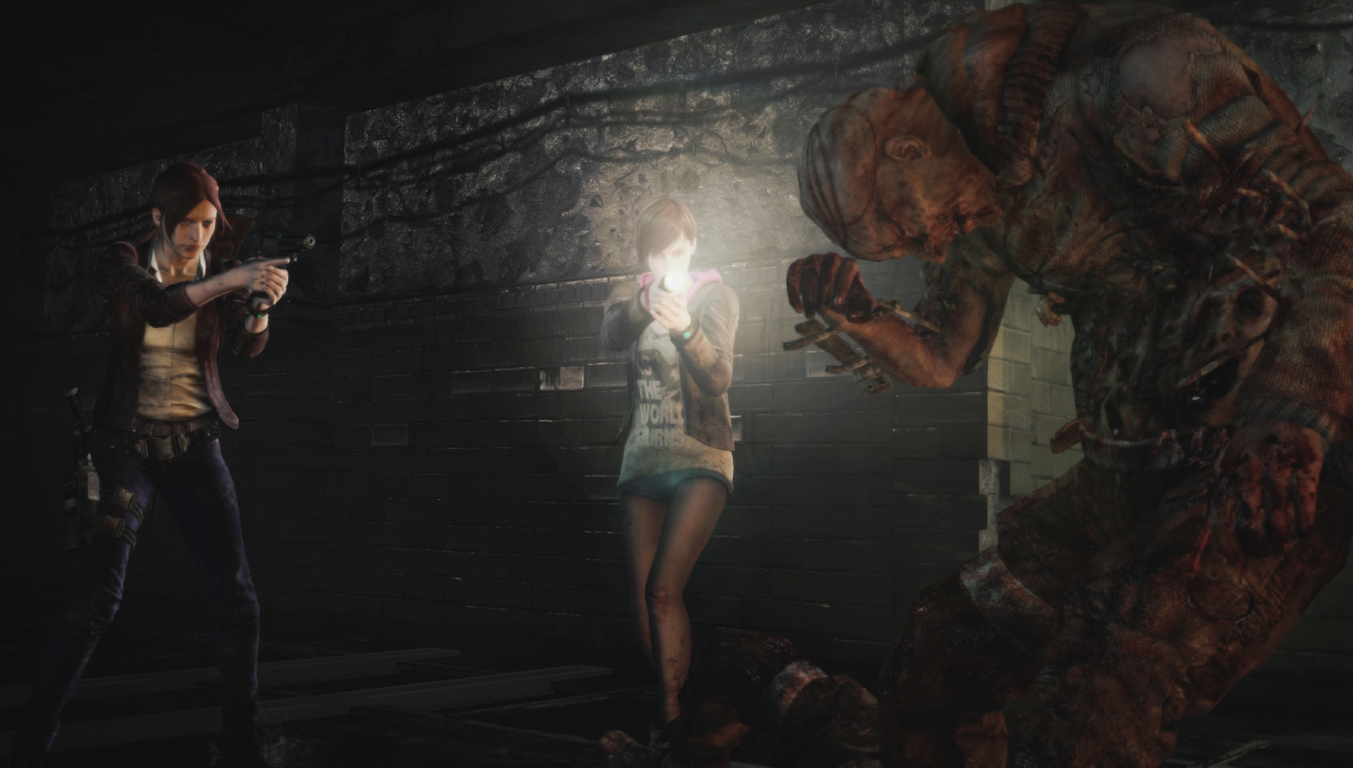 10 minut z Resident Evil: Revelations 2 101918