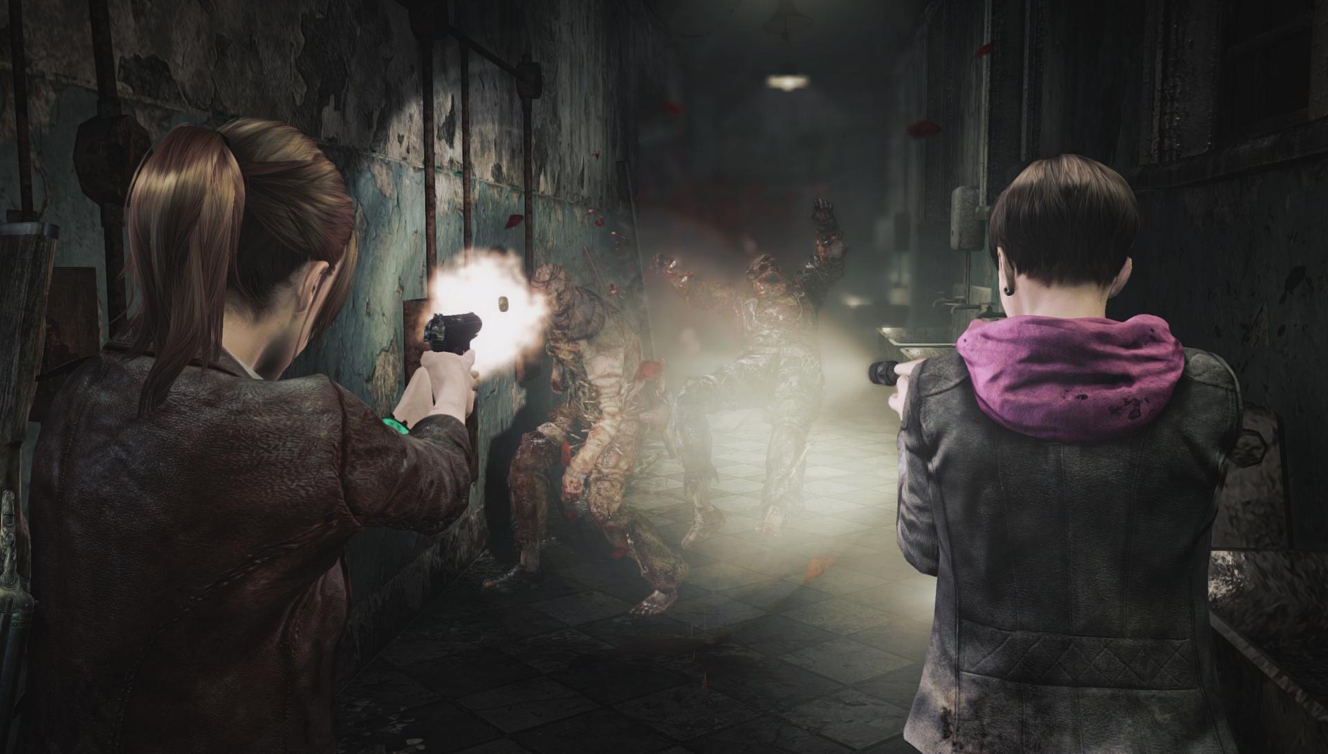 10 minut z Resident Evil: Revelations 2 101919