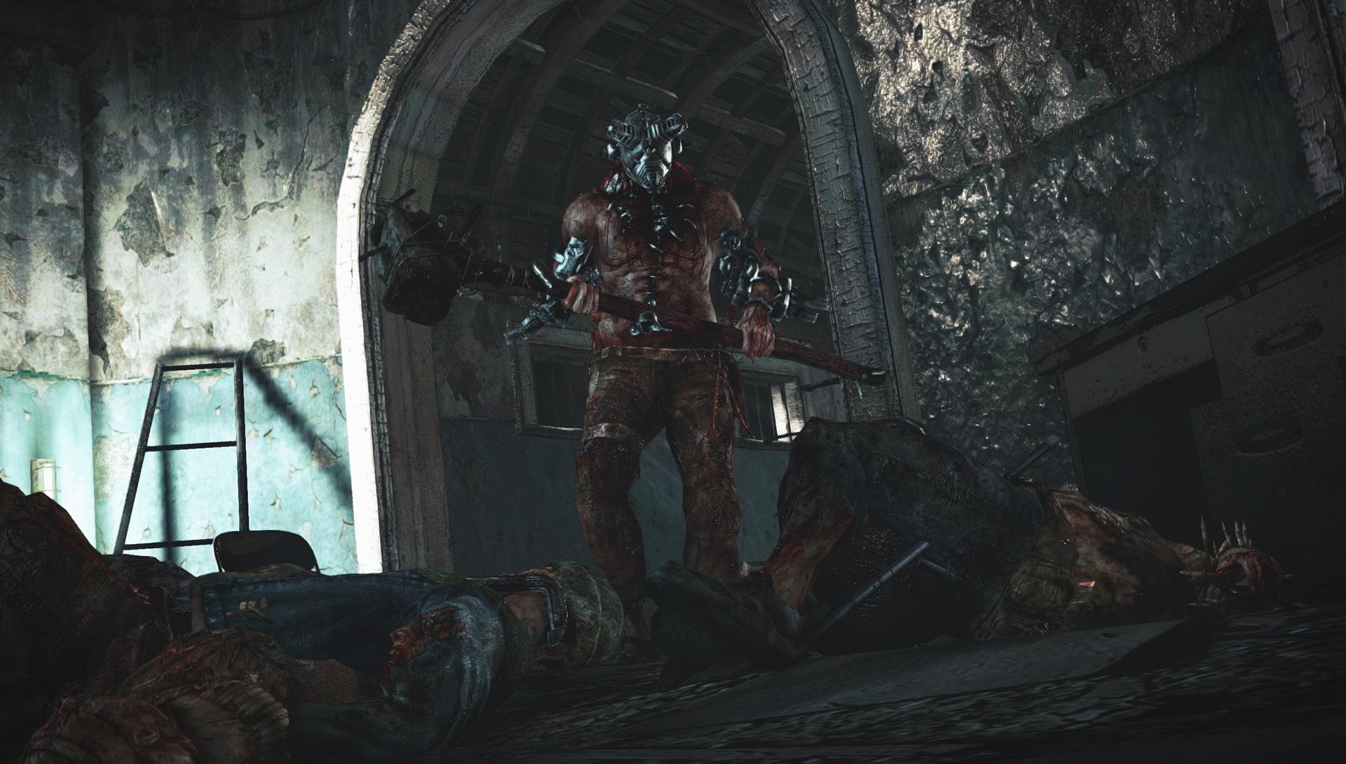 10 minut z Resident Evil: Revelations 2 101920