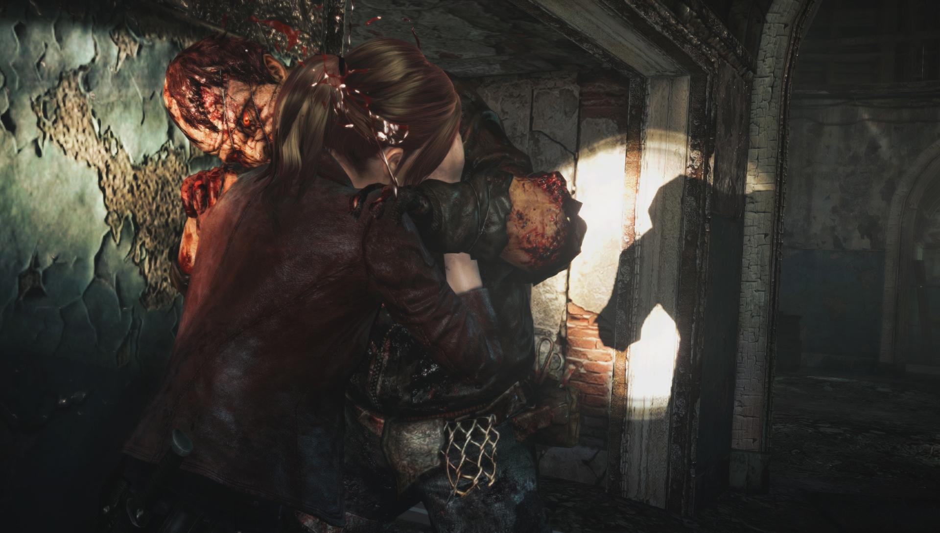 10 minut z Resident Evil: Revelations 2 101921